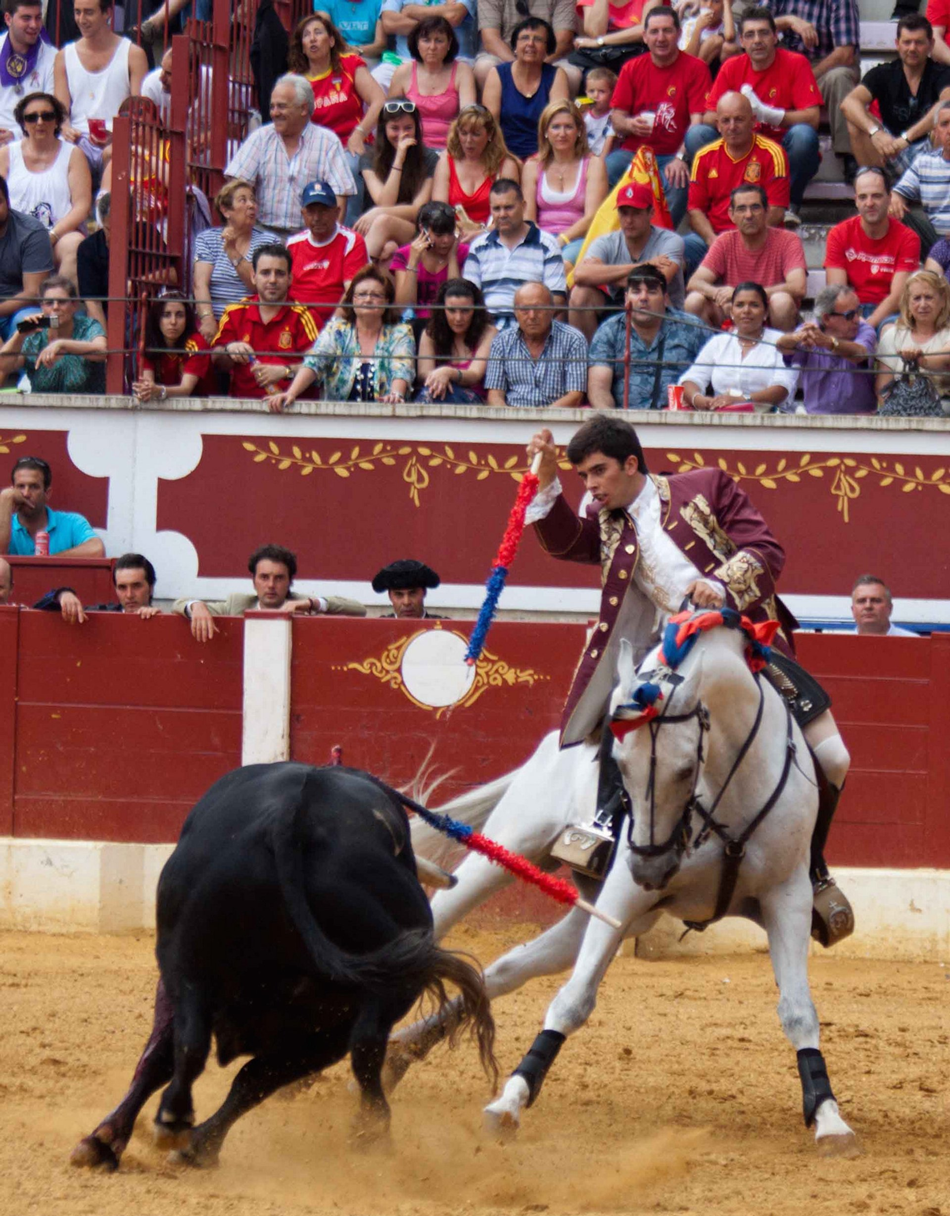 Corrida de Rejones in Valencia - Best Season 2020