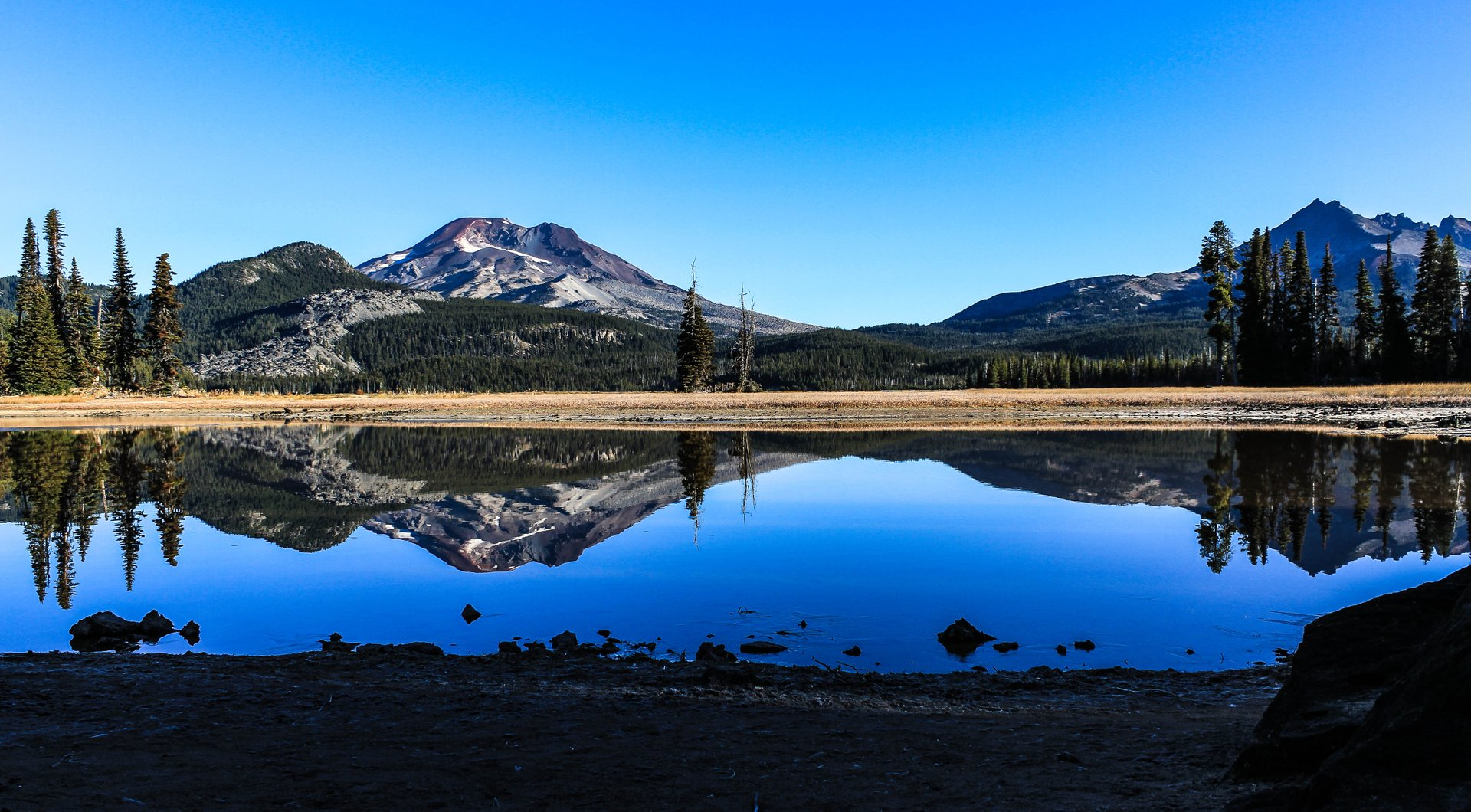 Best time for Sparks Lake in Oregon 2020