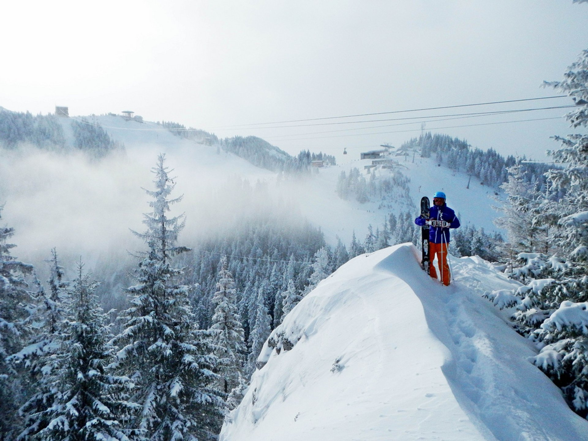 Skiing and Snowboarding in Romania 2019 - Best Time
