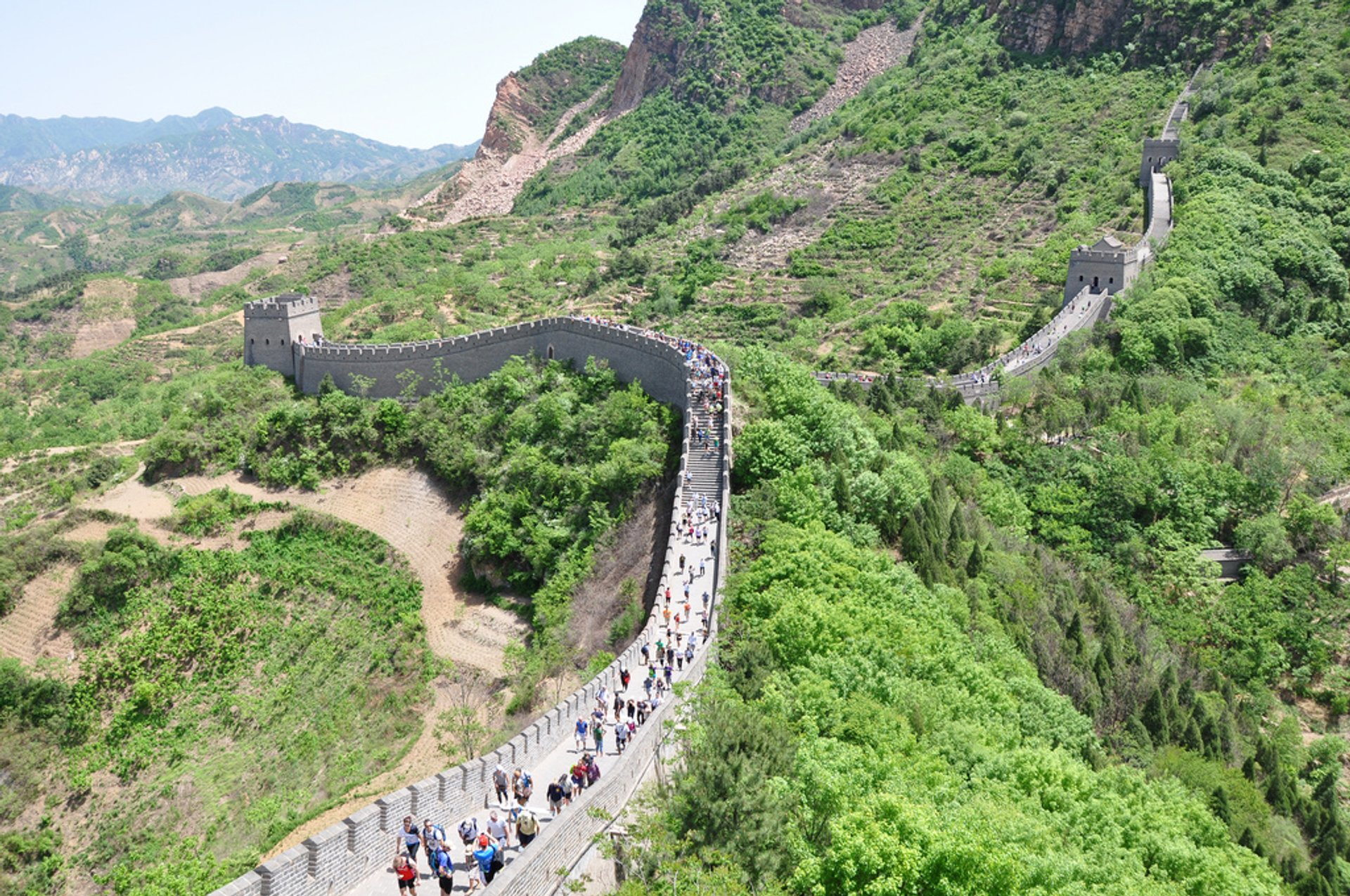 Best time for Great Wall Marathon 2020