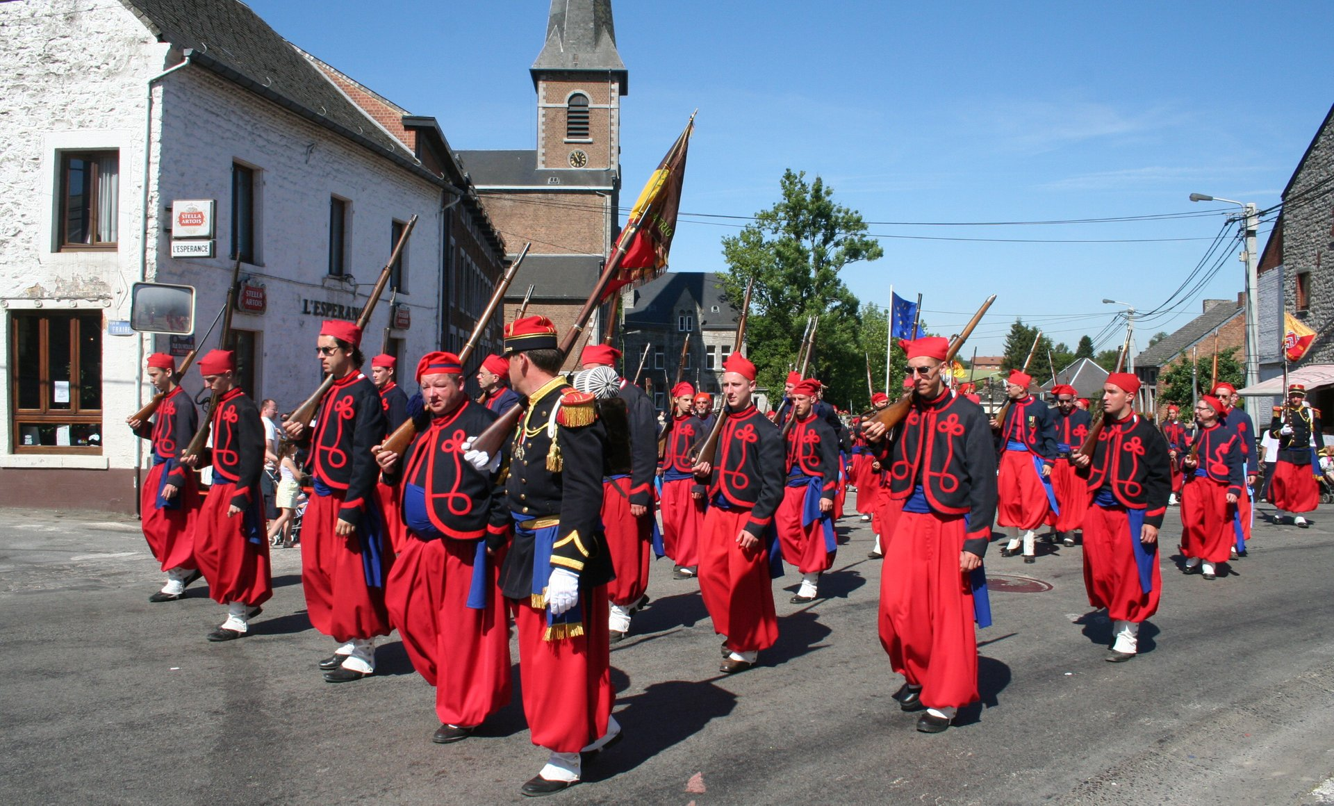 Best time to see Marches of Entre-Sambre-et-Meuse in Belgium 2020