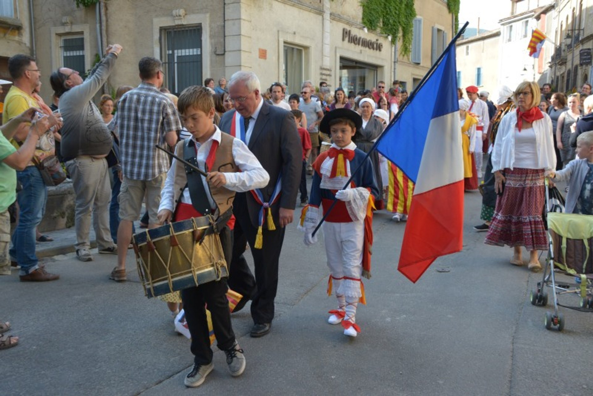 Best time to see Saint Tulle's May Day in Cucuron in Provence & French Riviera 2019