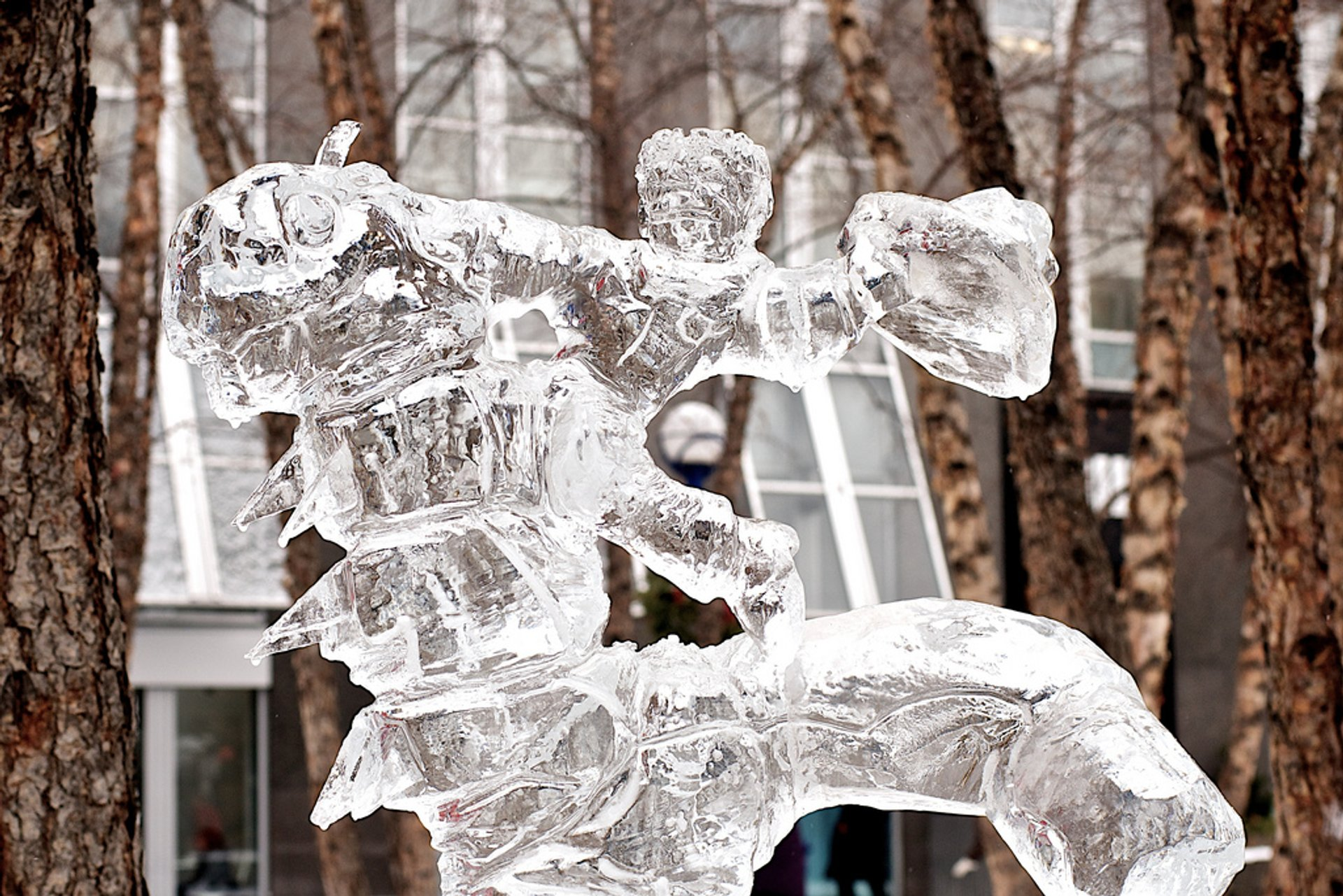 Bloor-Yorkville Icefest in Toronto - Best Time