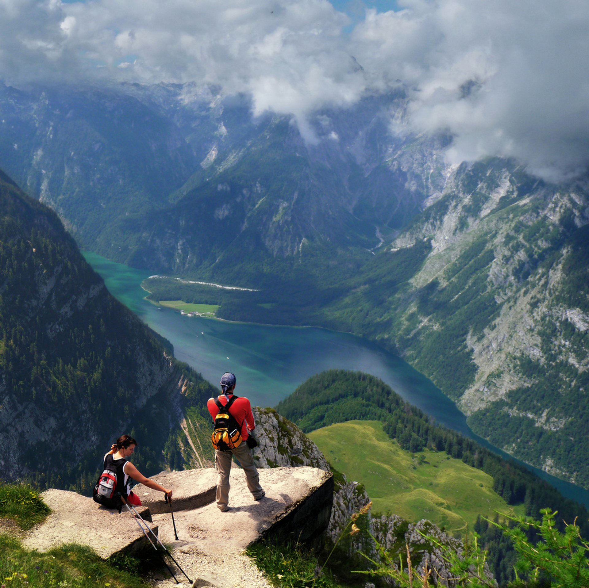 Hiking in Bavaria 2019 - Best Time