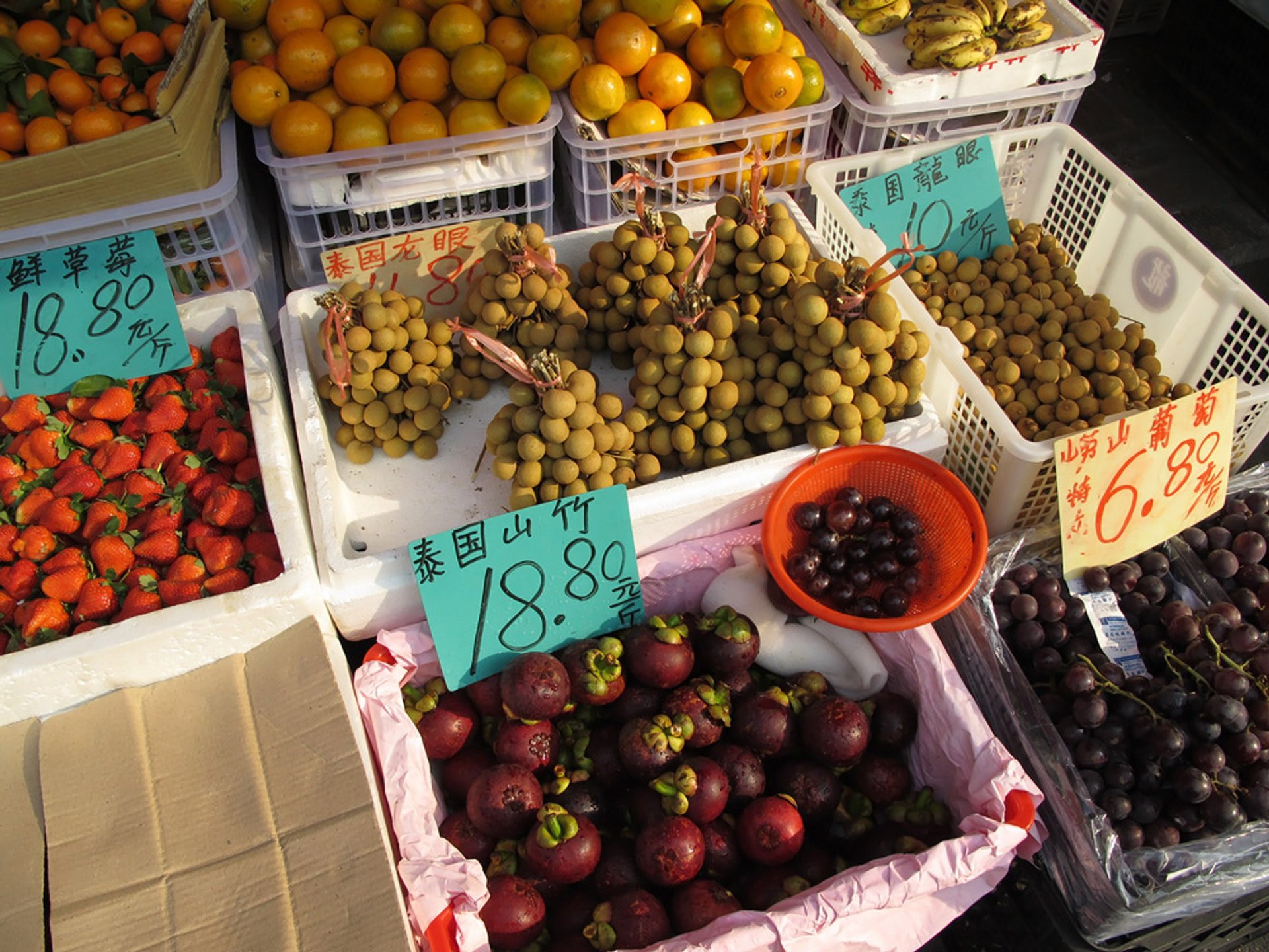 Summer Fruits Season in Shanghai 2019 - Best Time