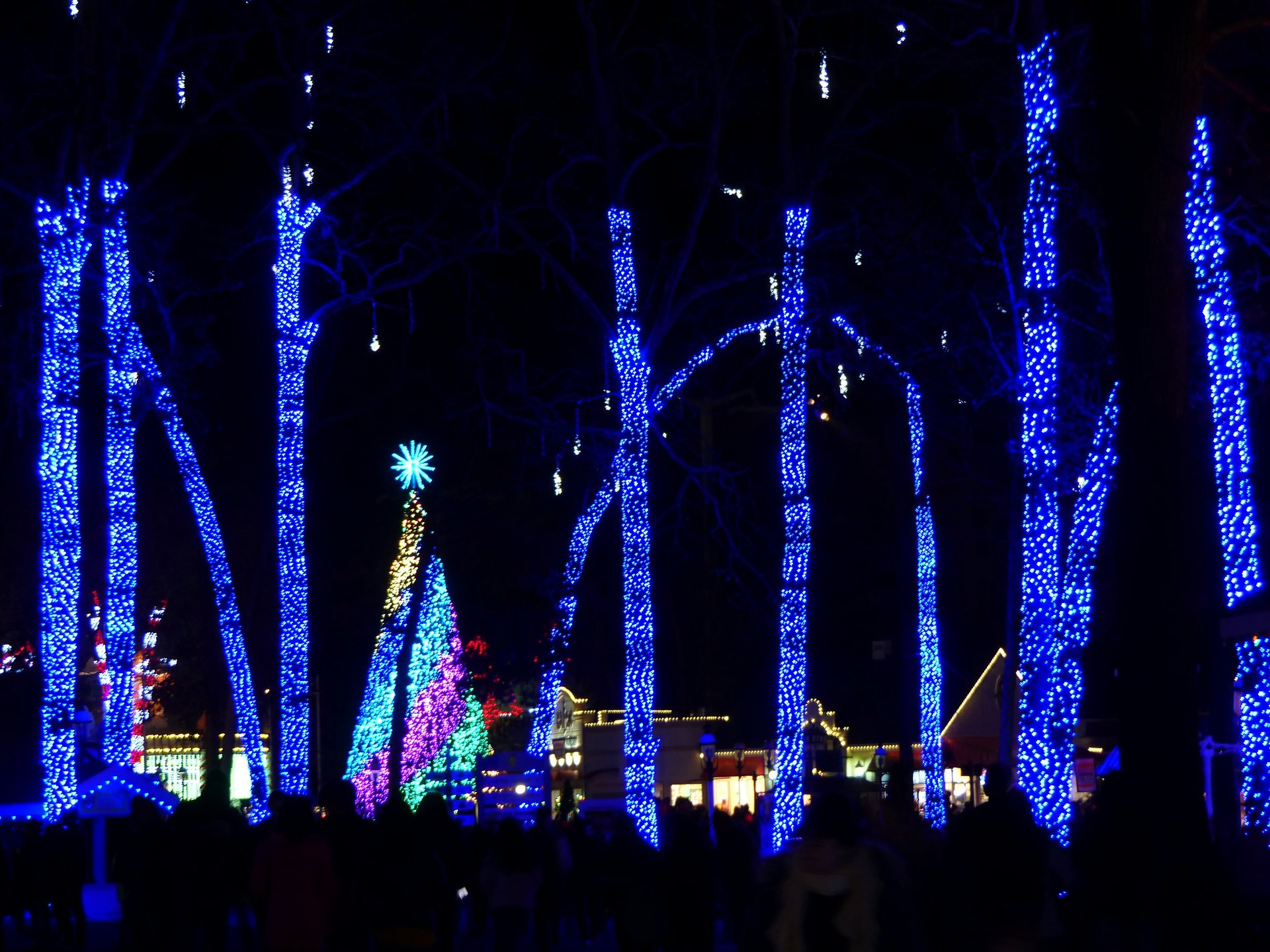 Holiday in the Park at Six Flags Great Adventure in Jackson 2020