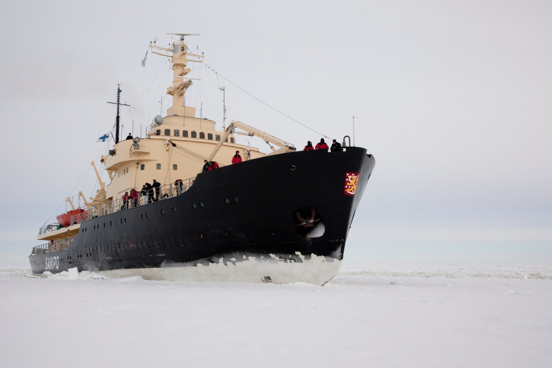 Icebreaker Cruise and Ice Floating in Finland - Best Season 2020