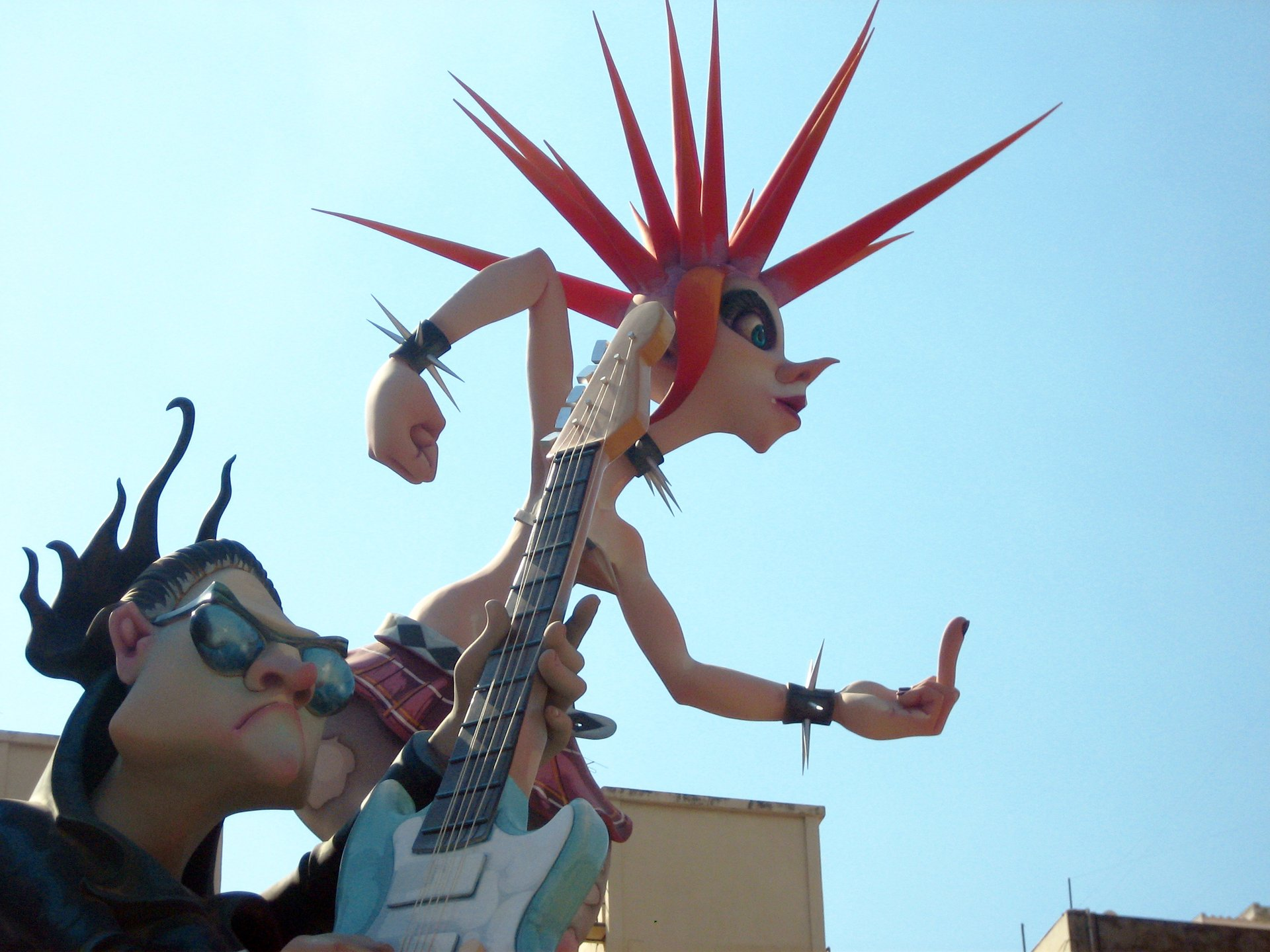 Las Fallas Festival in Valencia - Best Season 2019
