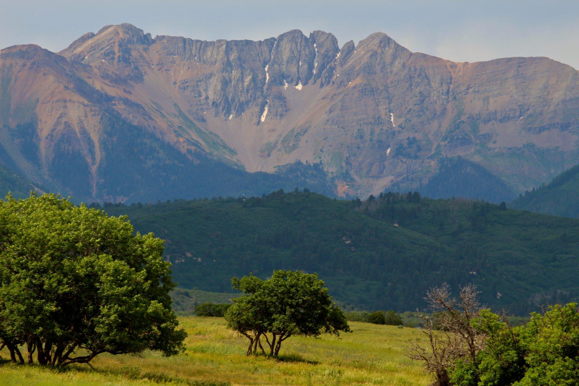 La Plata Peak in Colorado - Best Season 2020