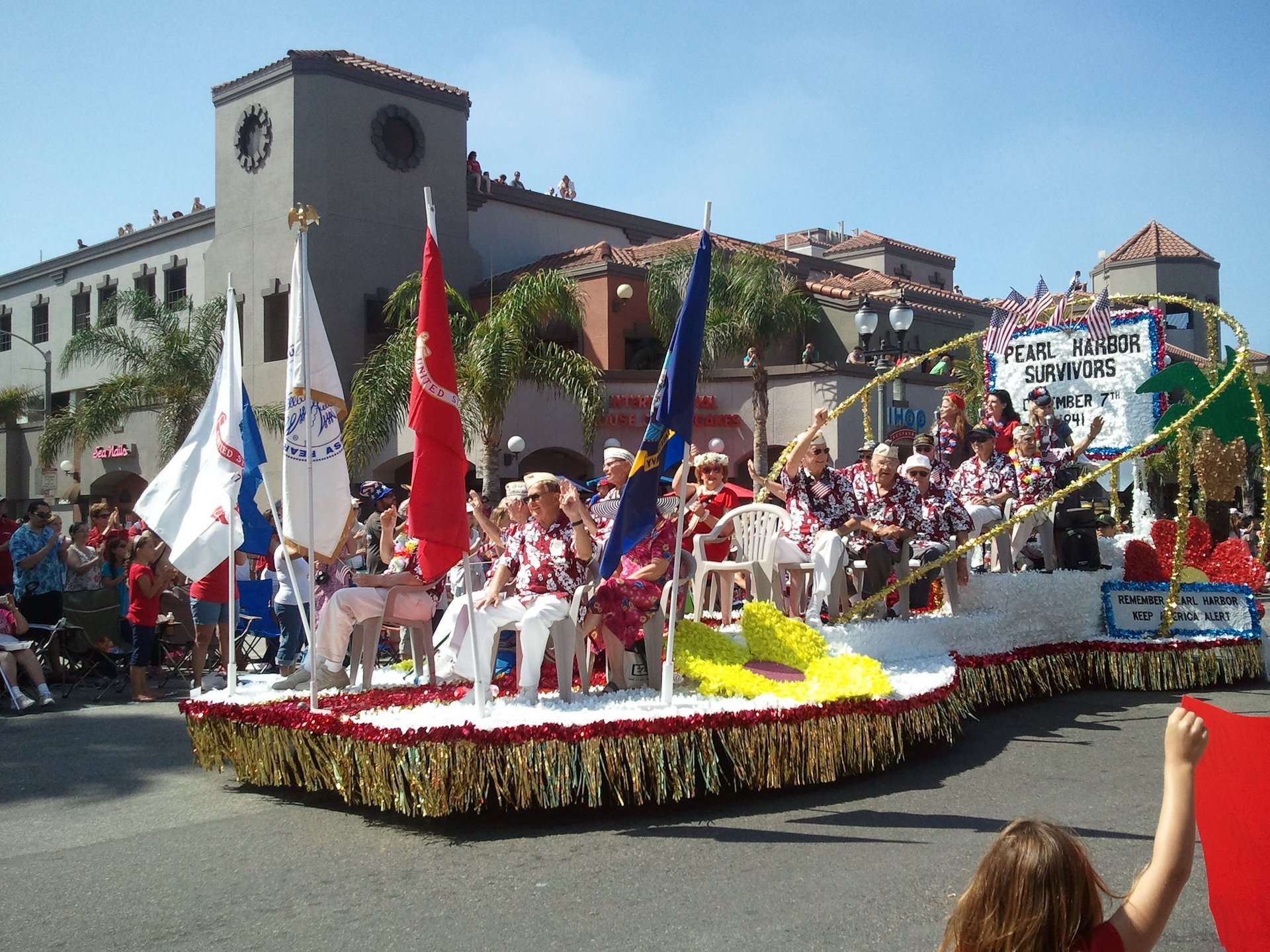 Best time for Huntington Beach 4th of July Parade and Fireworks in Huntington Beach, CA 2020