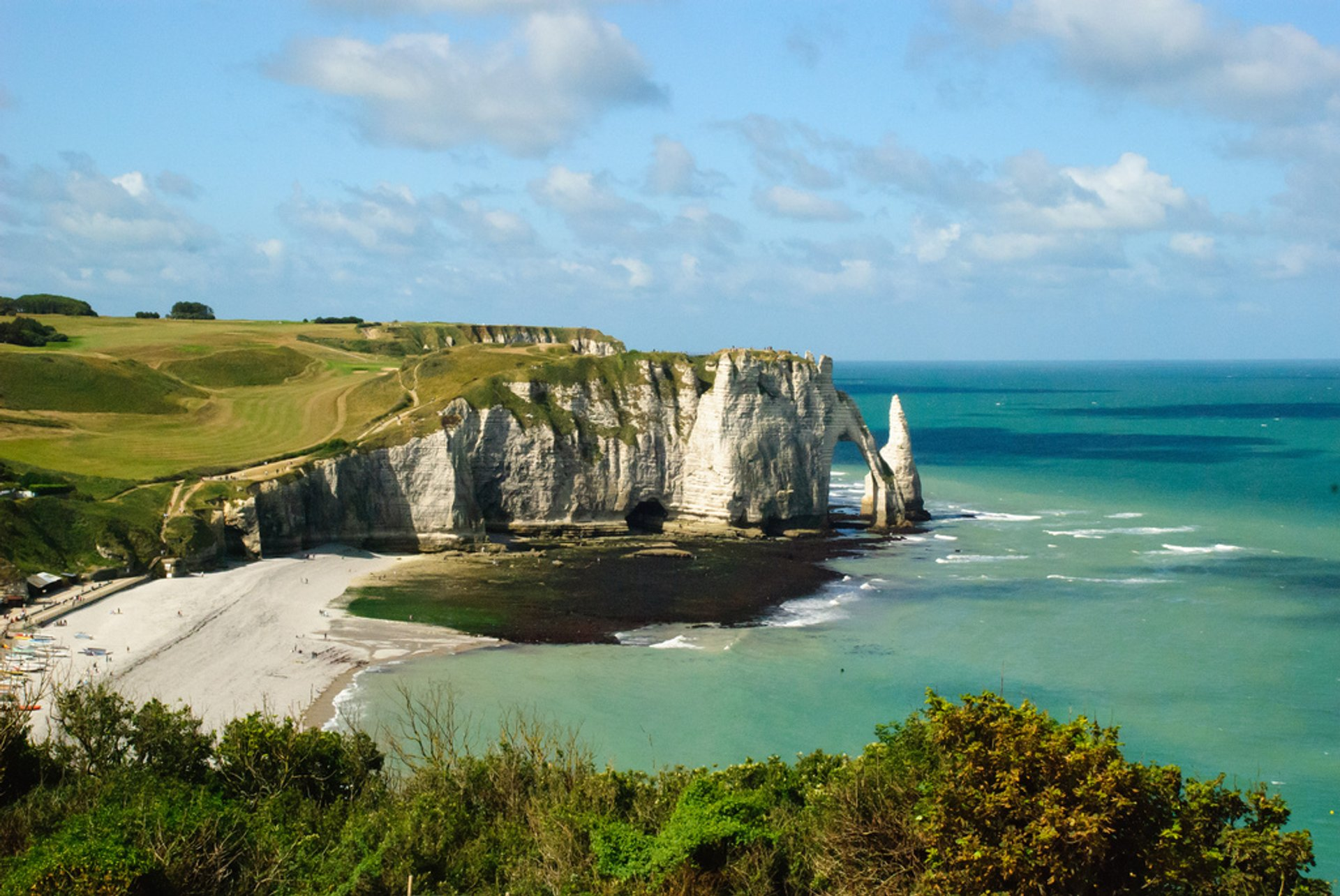 Best Time To See Etretat In Normandy 2020 When Where To See