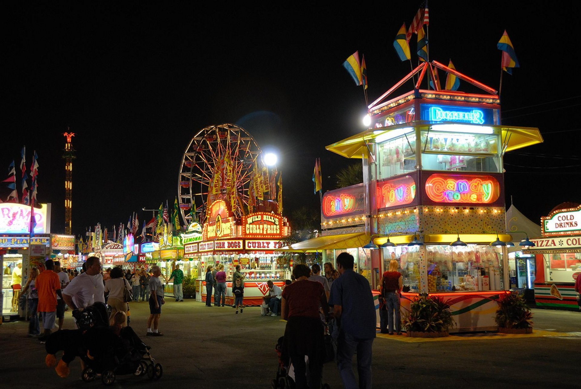 South Florida Fair in Florida - Best Season