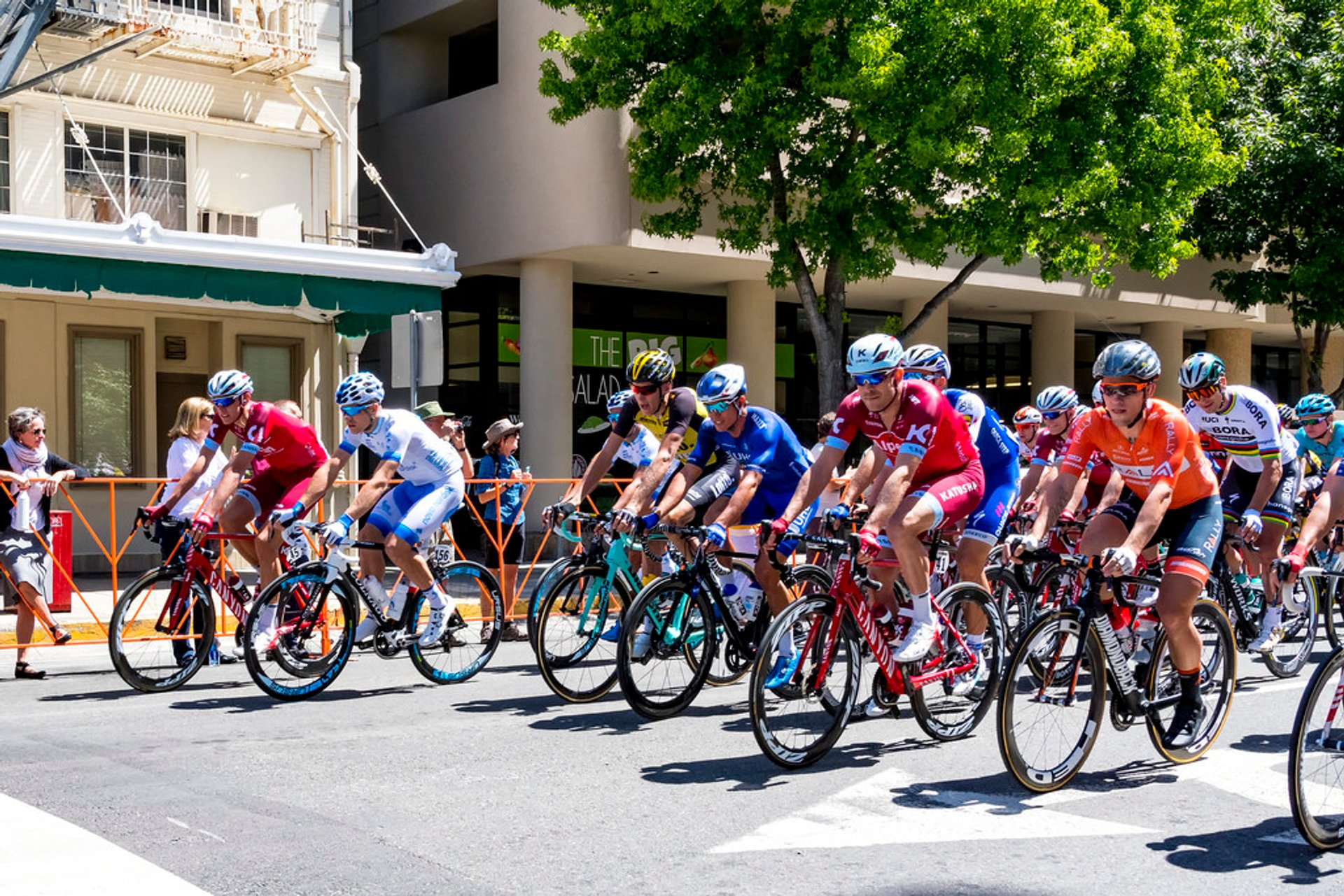 Amgen Tour of California in California - Best Season