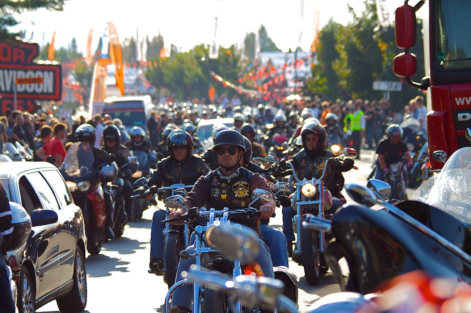 European Bike Week in Austria - Best Time