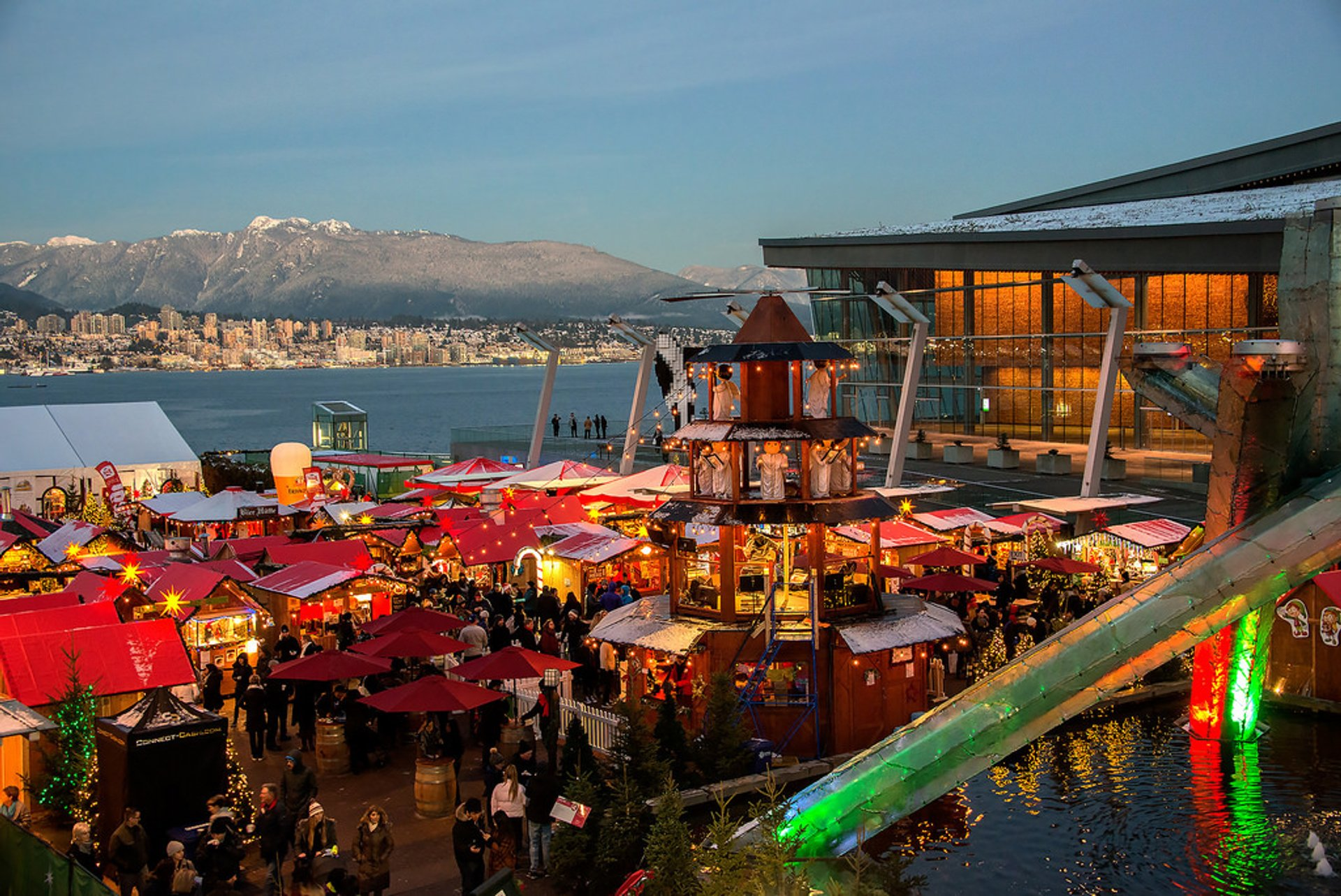 Vancouver Christmas Market in Vancouver - Best Season 2020