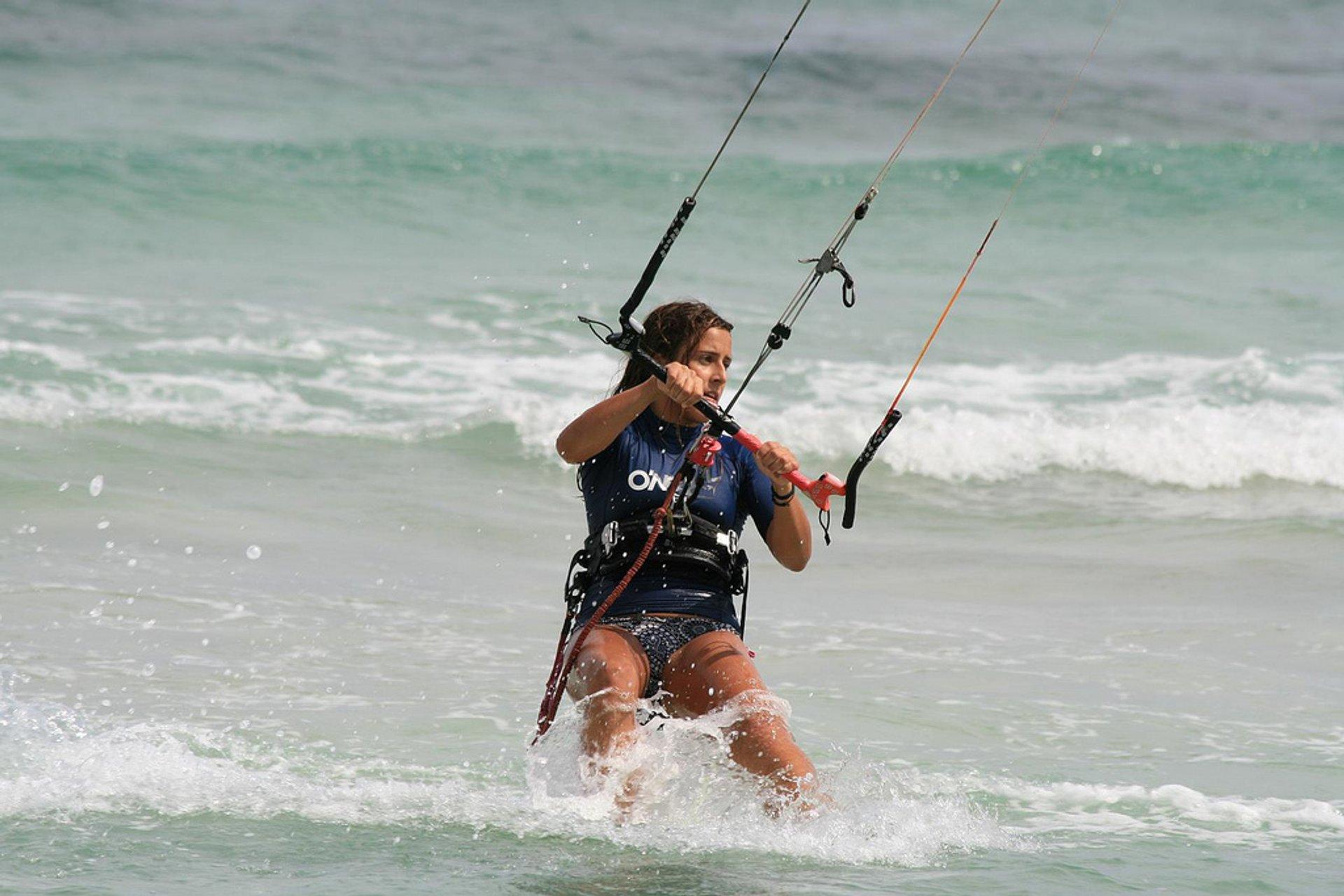 Kitesurfing in Mallorca 2020 - Best Time
