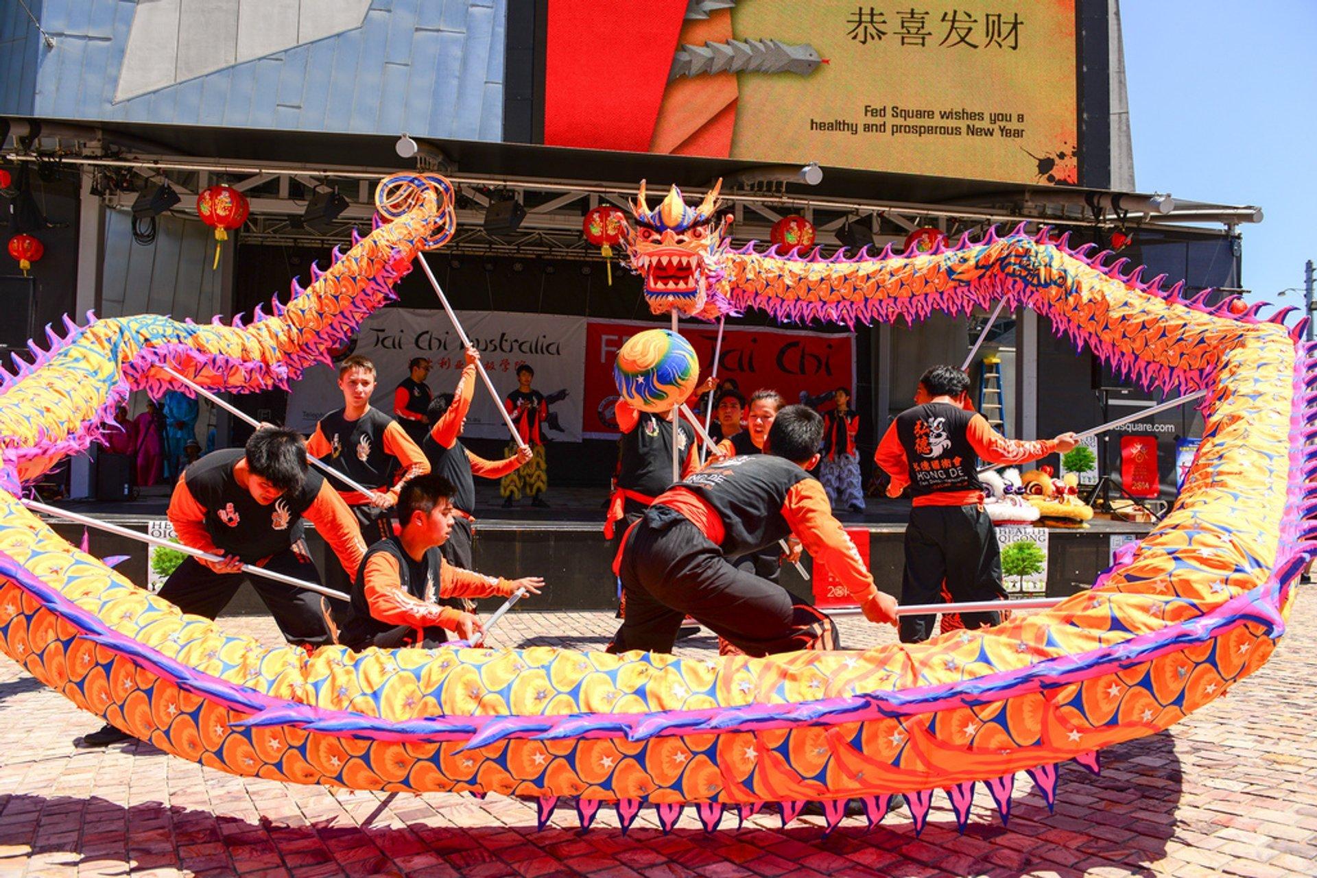Chinese New Year in Australia - Best Season 2020