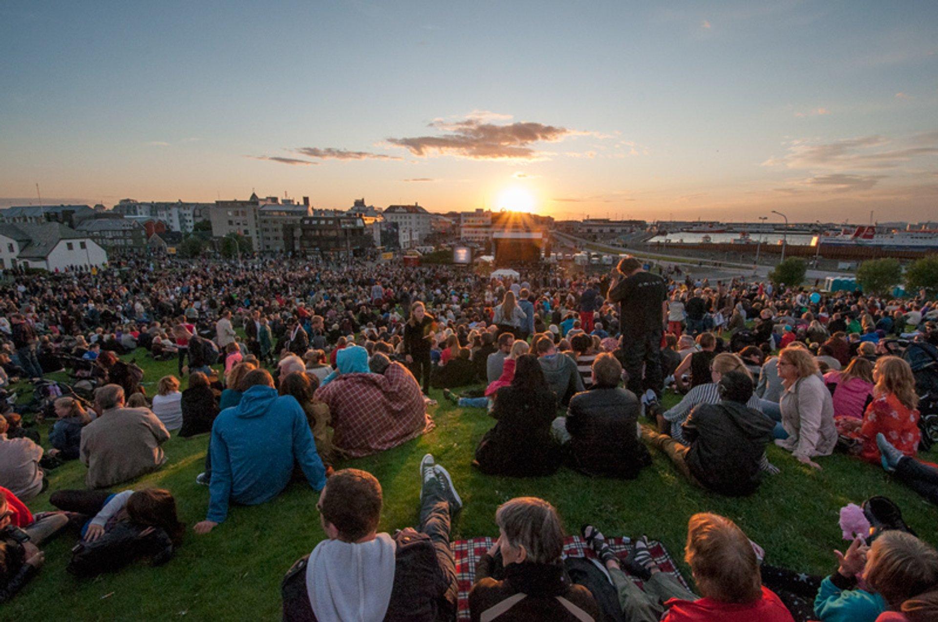 Menningarnótt in Iceland 2020 - Best Time