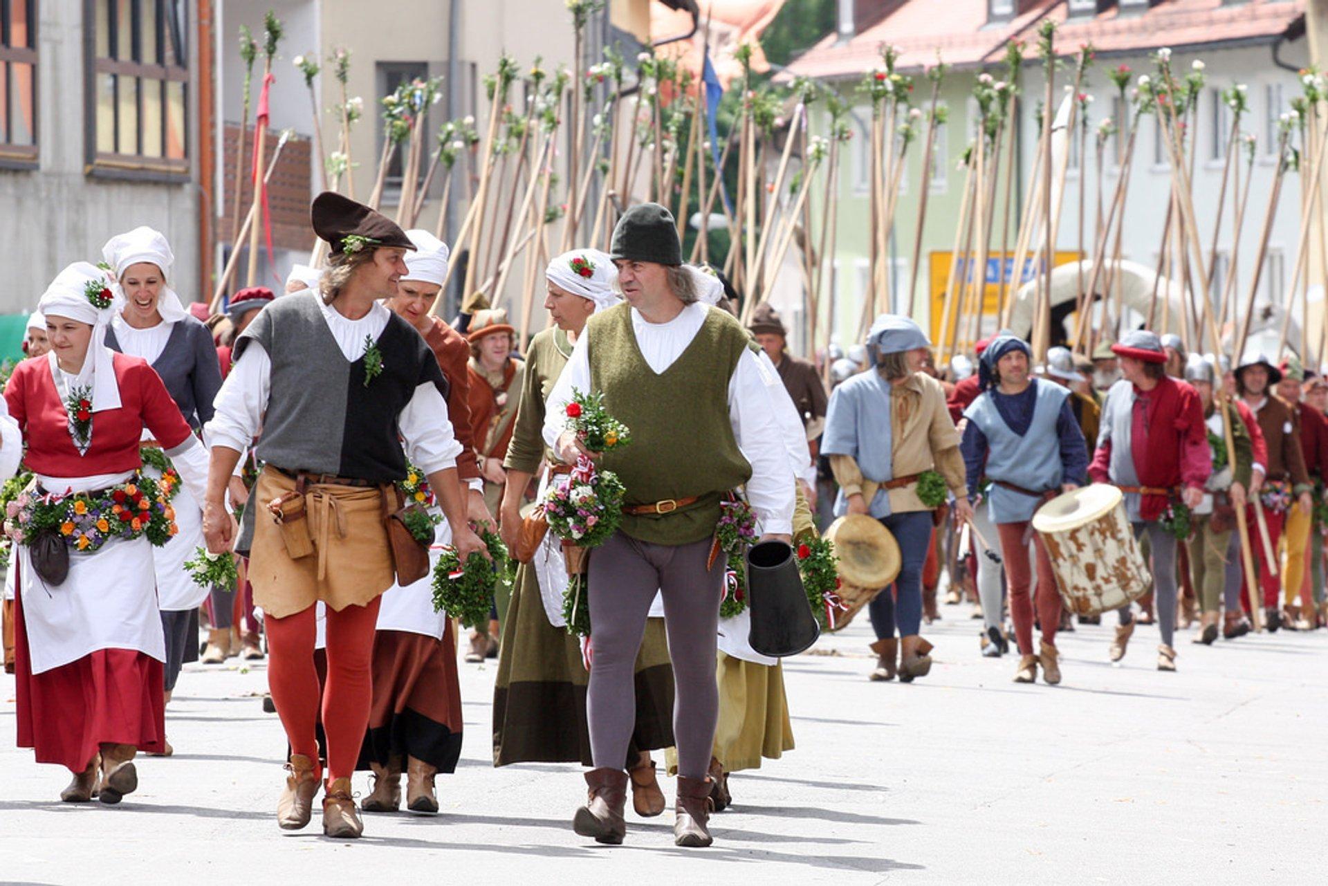Landshut Wedding (Landshuter Hochzeit) 1475 in Bavaria - Best Season
