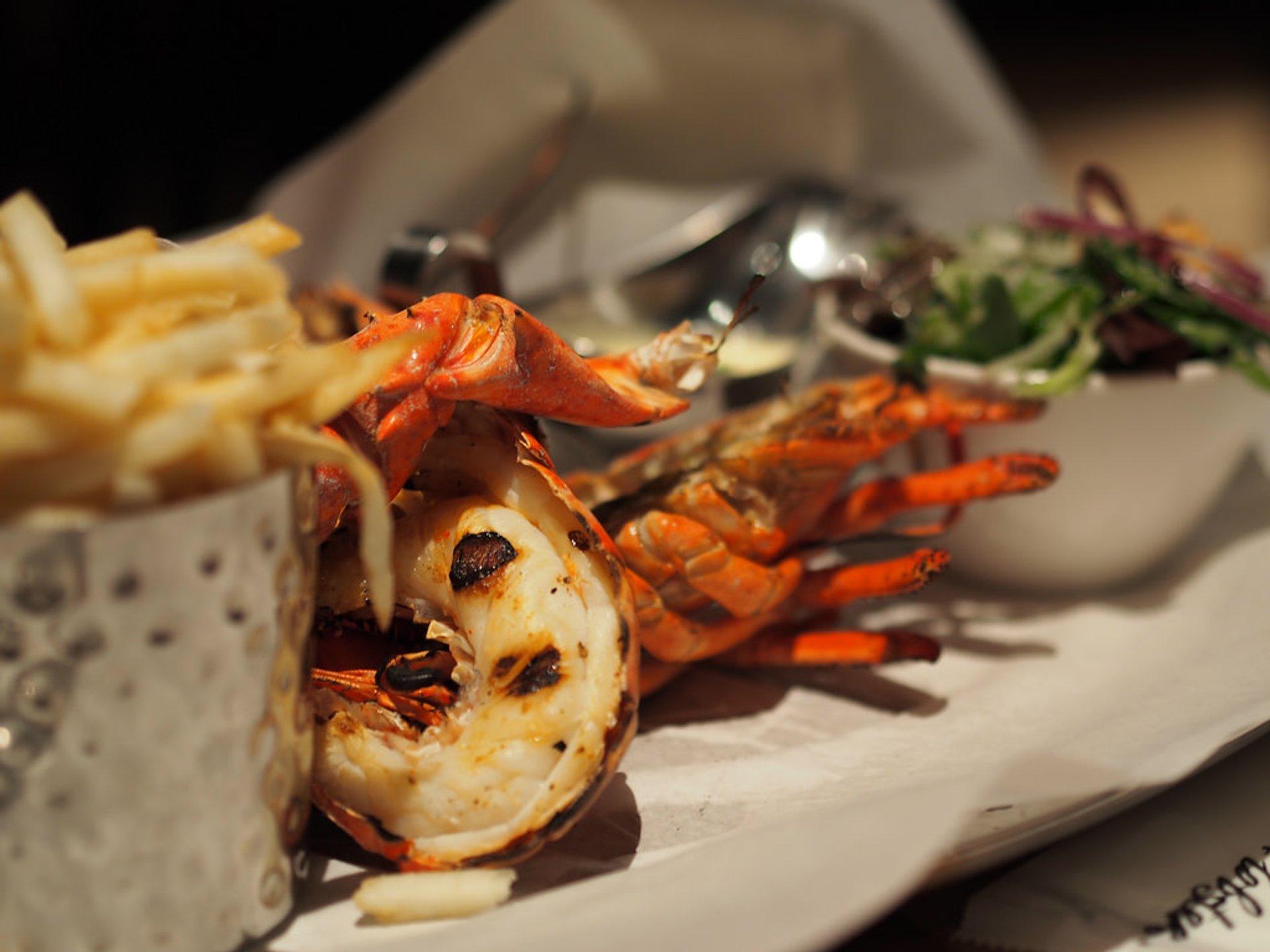 Lobster in London - Best Season 2020