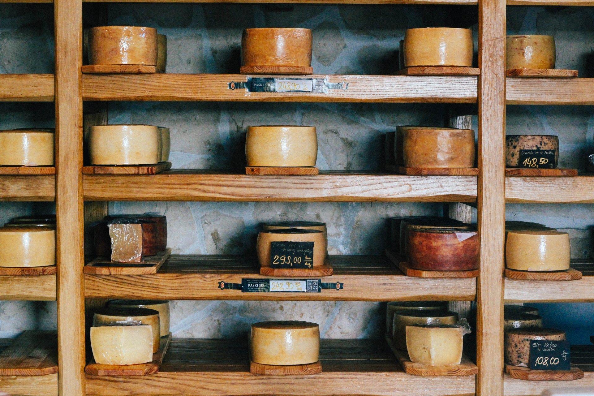 Pag Cheese Season in Croatia 2019 - Best Time