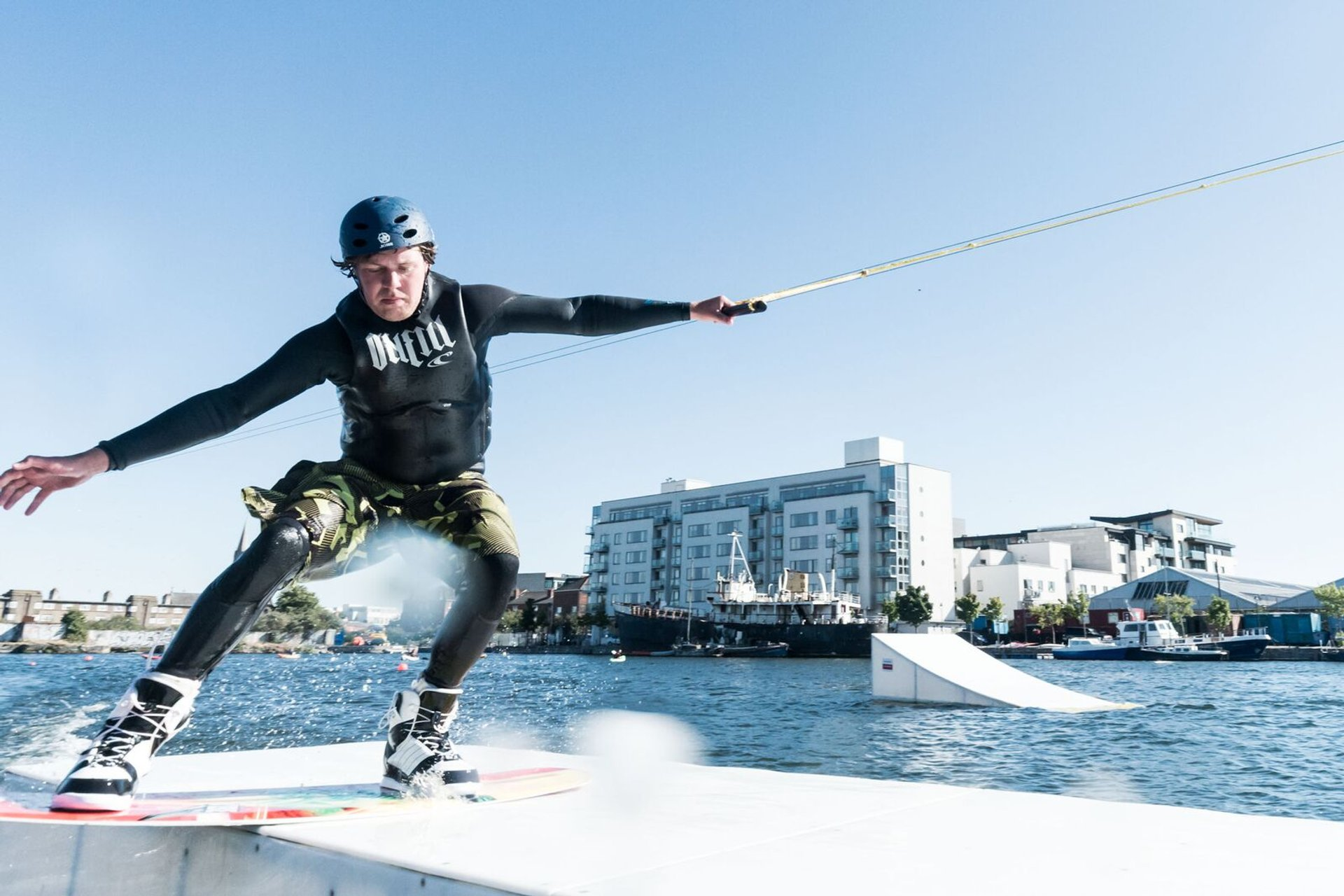 Best time for Wakedock in Dublin 2019