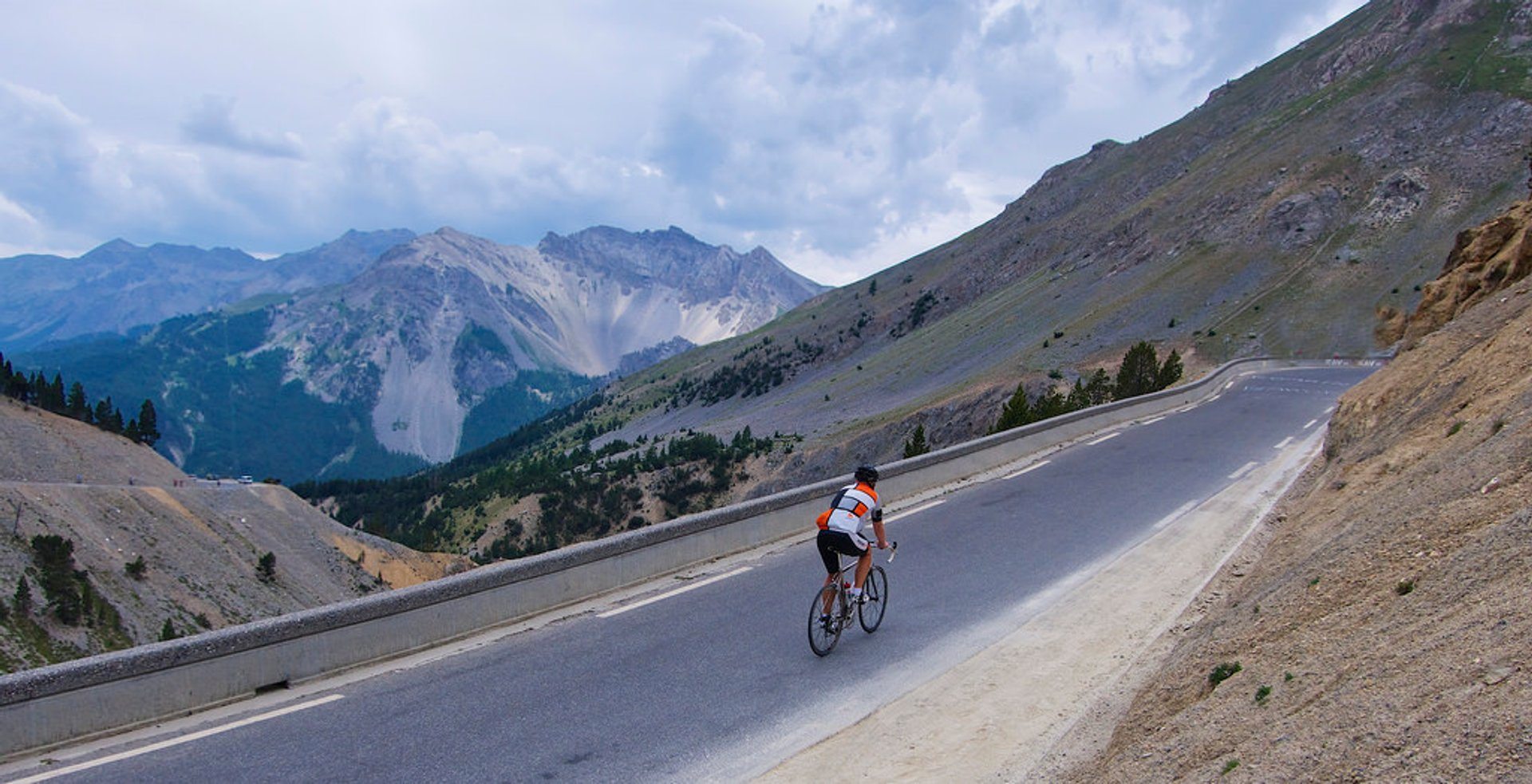Best time for Col d'Izoard 2020