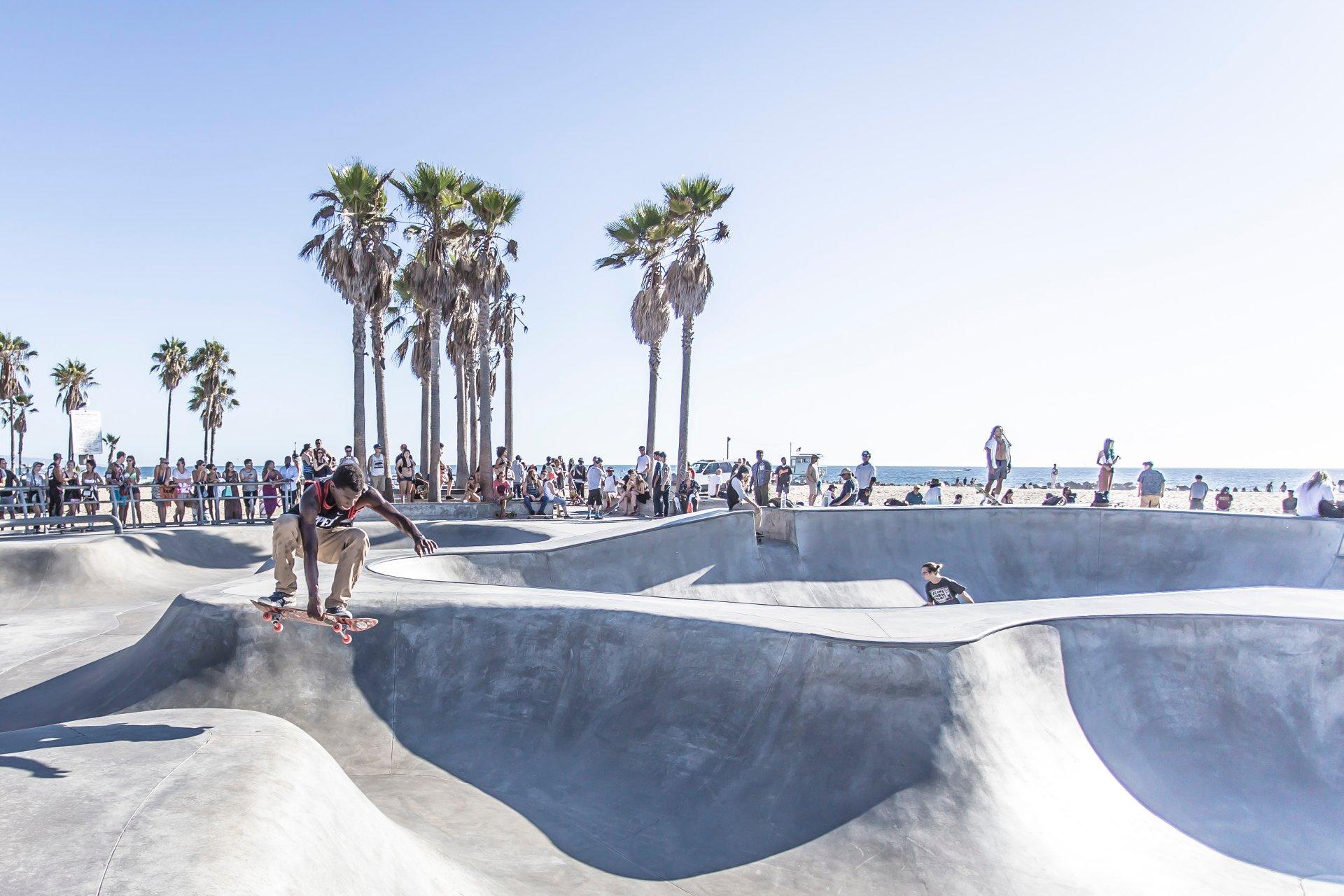 Summer in Los Angeles - Best Season