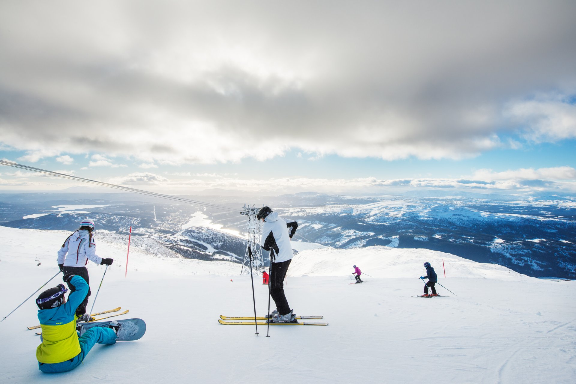 Skiing in Sweden 2020 - Best Time