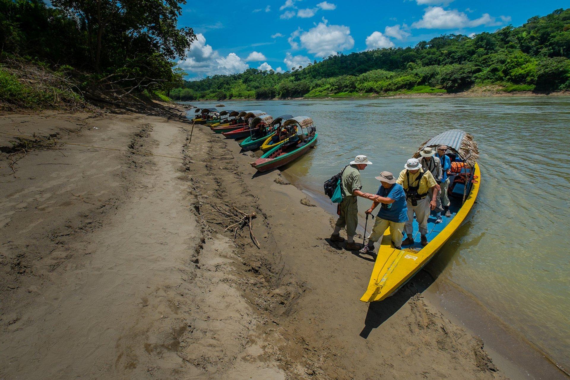 Usumacinta River 2020