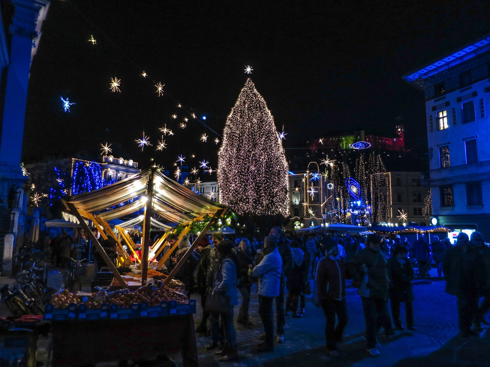 Christmas Markets in Slovenia 2020 - Best Time