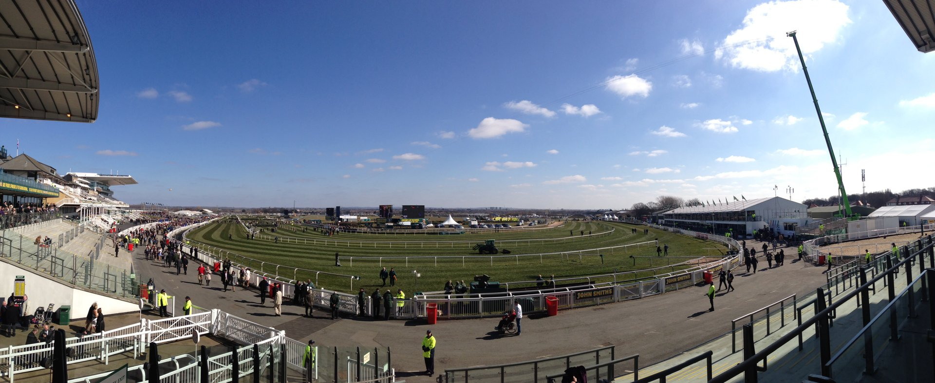 Aintree Grand National in England - Best Season 2020