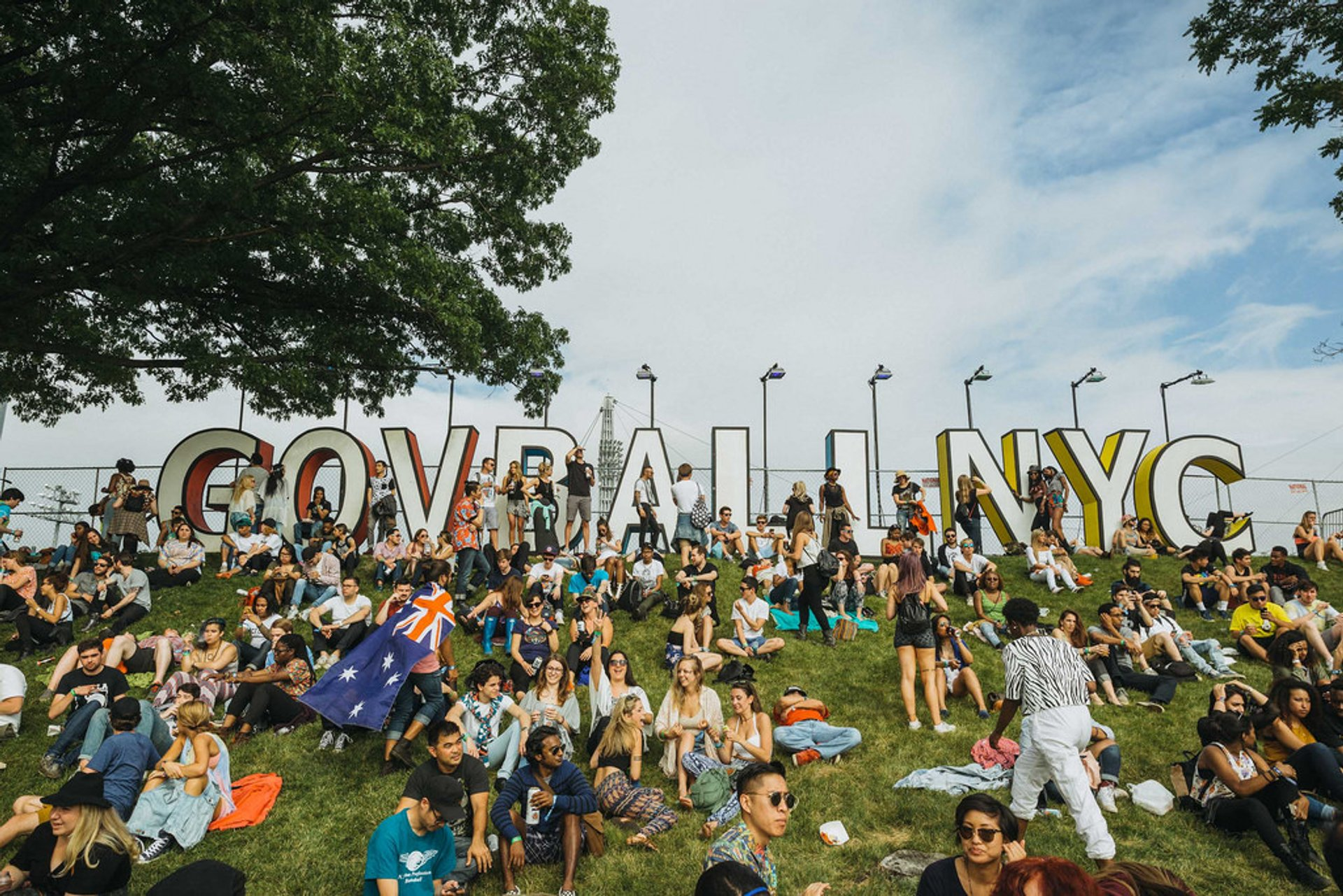 Best time for Governors Ball Music Festival in New York 2020