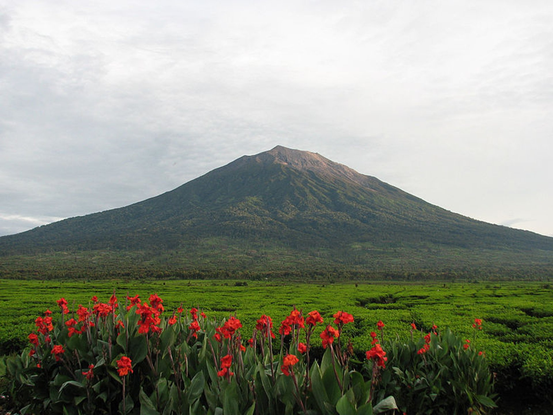 Climbing Mount Kerinci in Indonesia - Best Season 2019