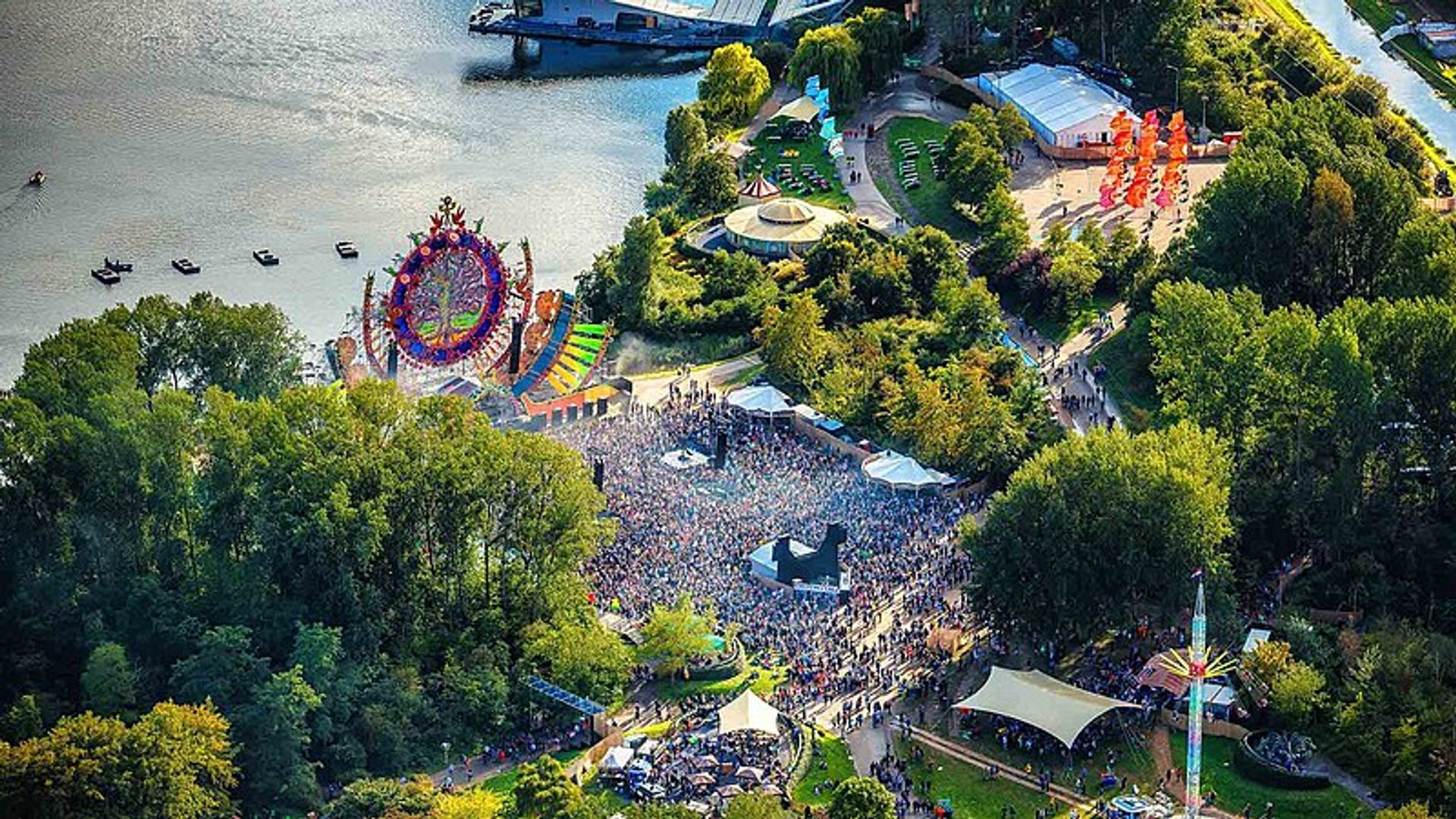 Mysteryland in The Netherlands - Best Season 2020