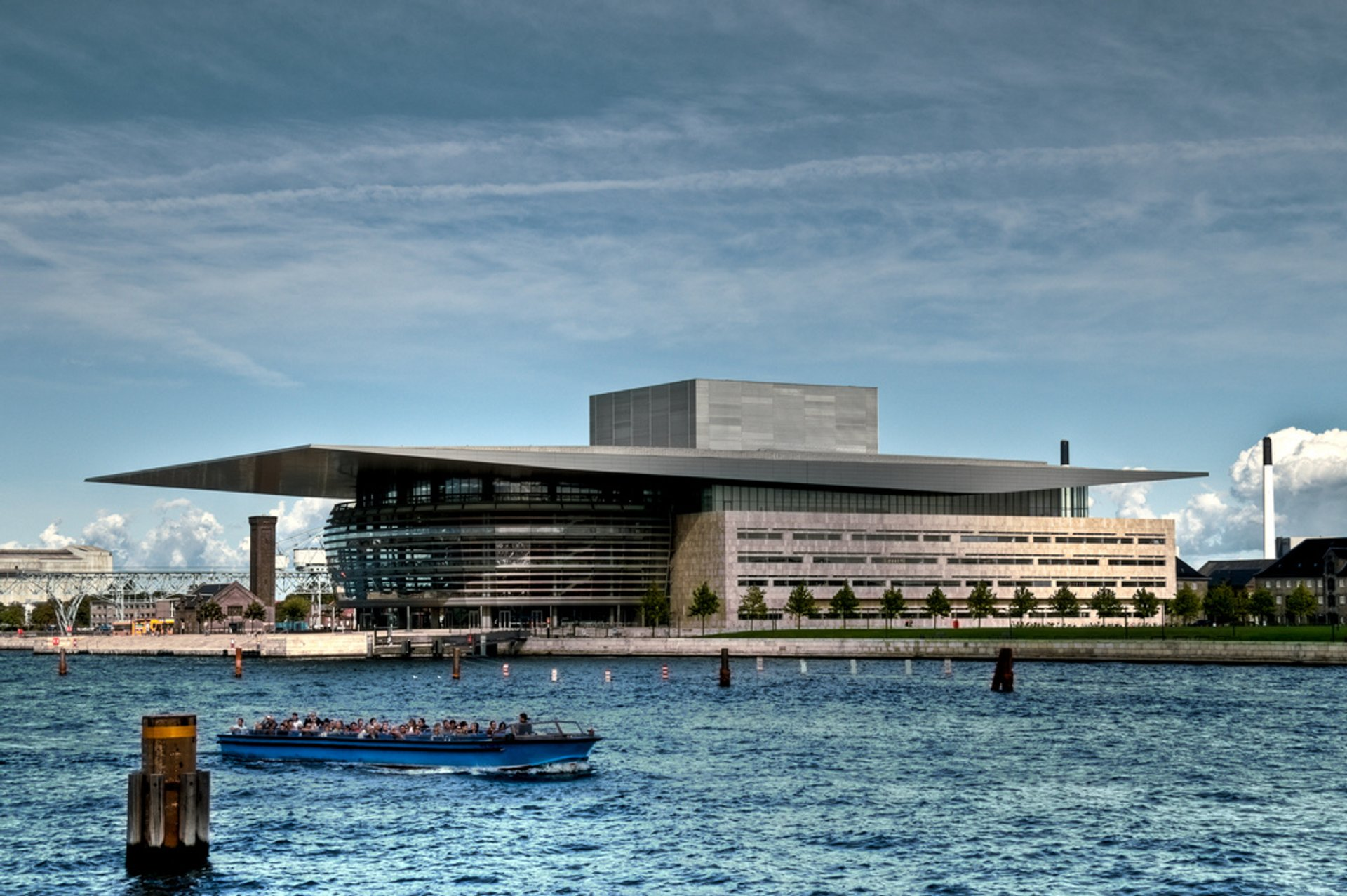 The Copehagen Opera House 2020
