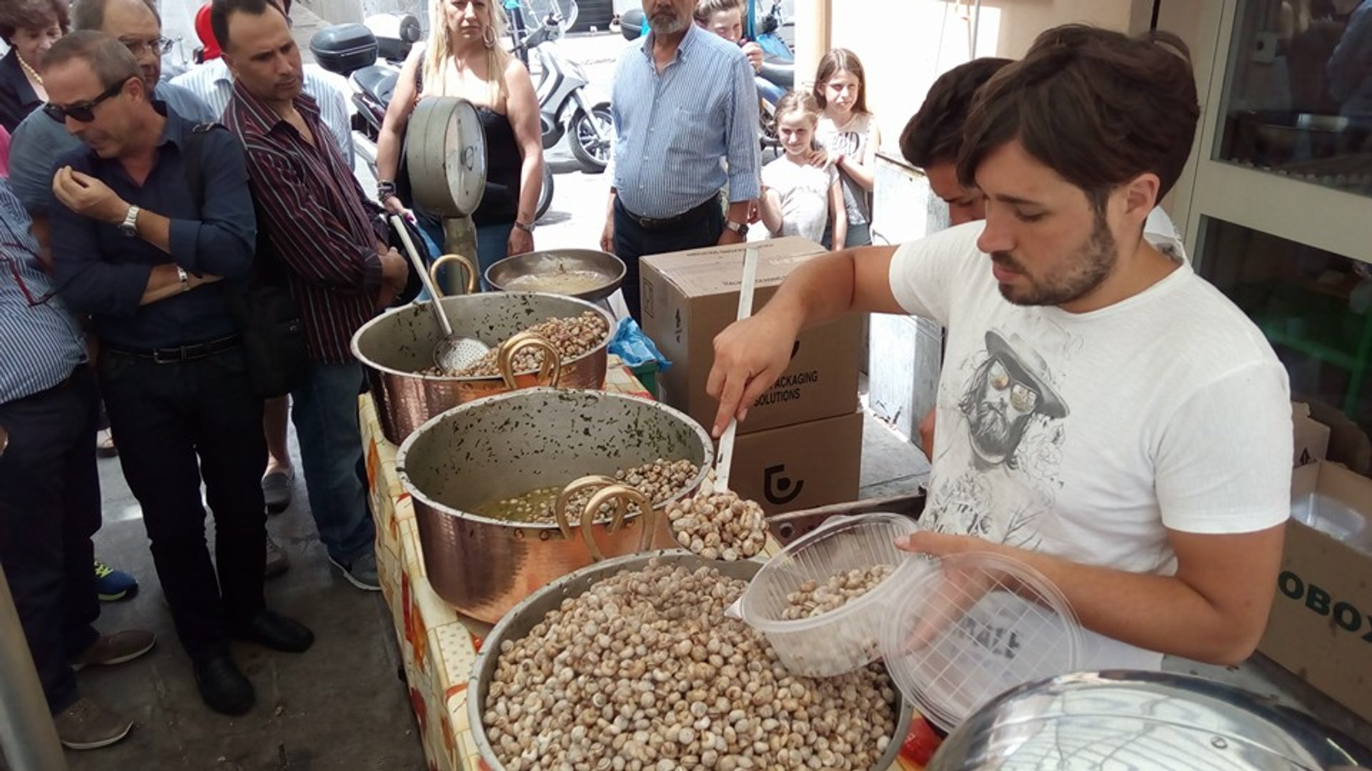 Best time for Snails or Babbaluci in Sicily 2020
