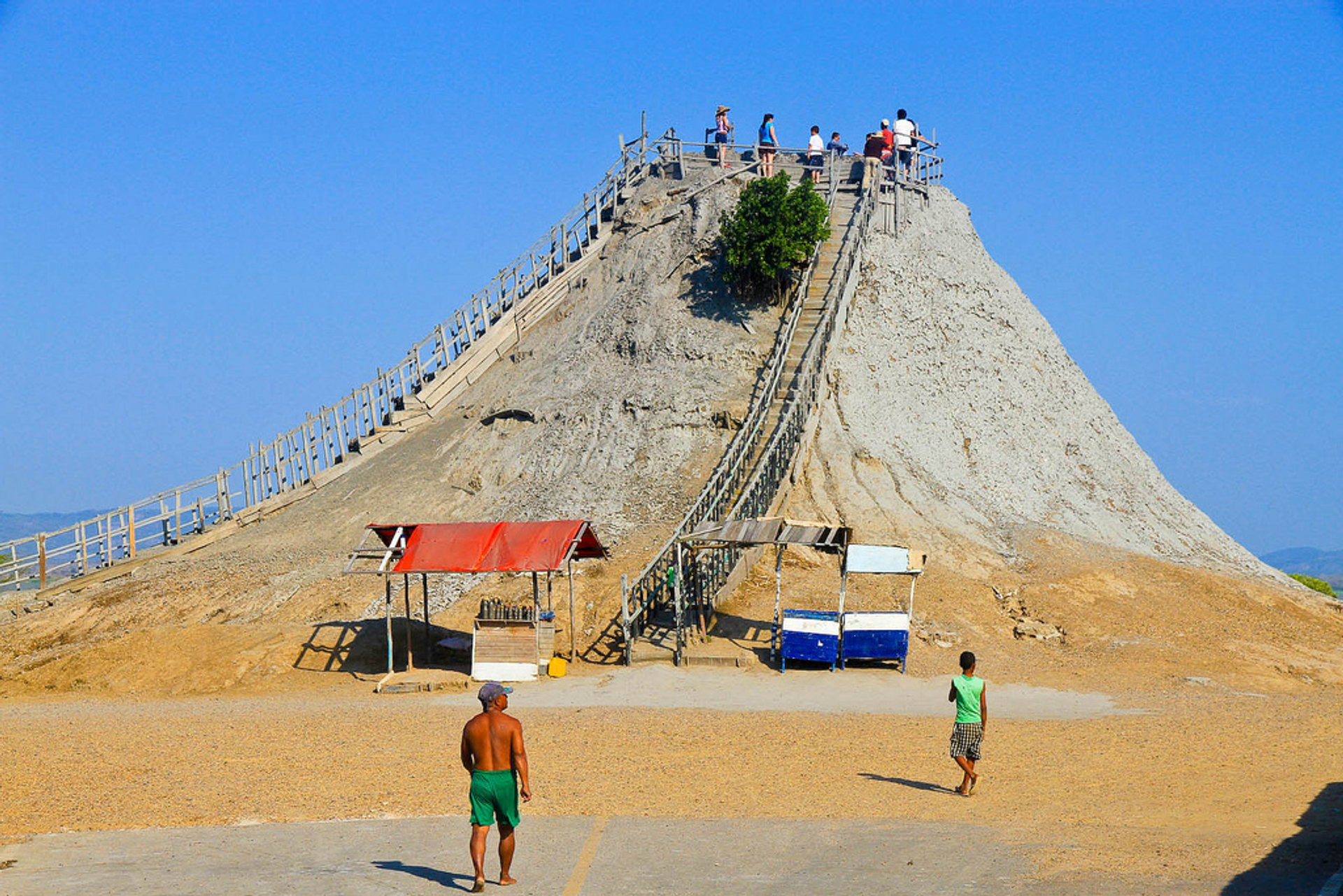 Totumo Mud Volcano in Colombia - Best Season 2020