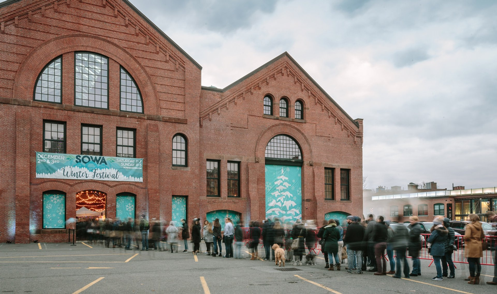 Best time to see SoWa Winter Festival 2020