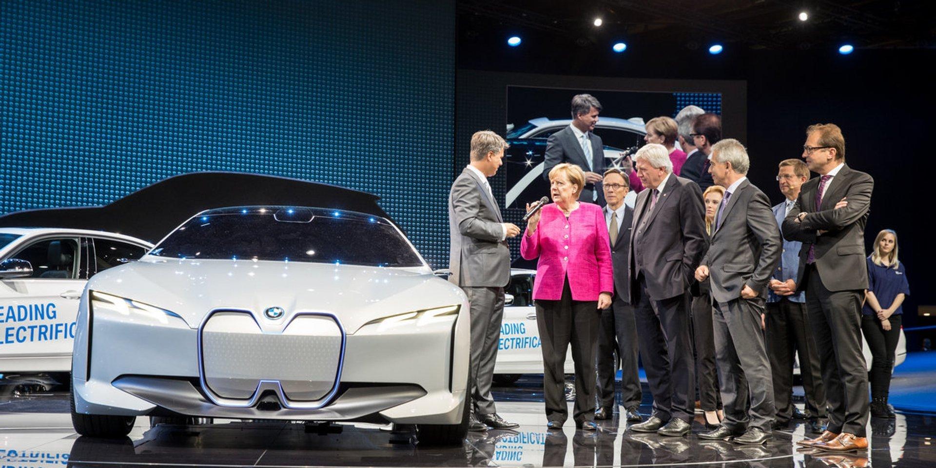 Best time to see Frankfurt Auto Motor Show (IAA) in Frankfurt am Main 2020