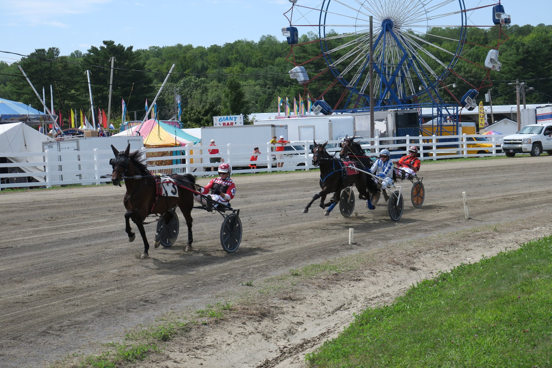Best time for Skowhegan State Fair in Maine 2020