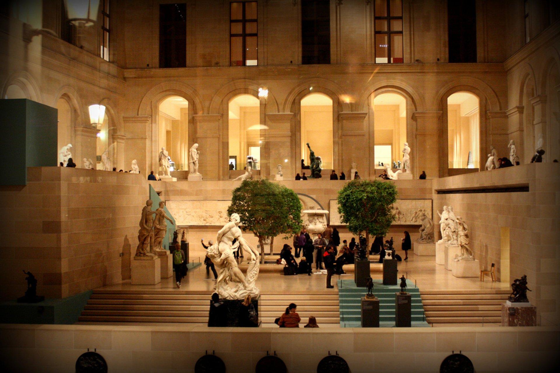 Musée du Louvre, Paris, France 2019