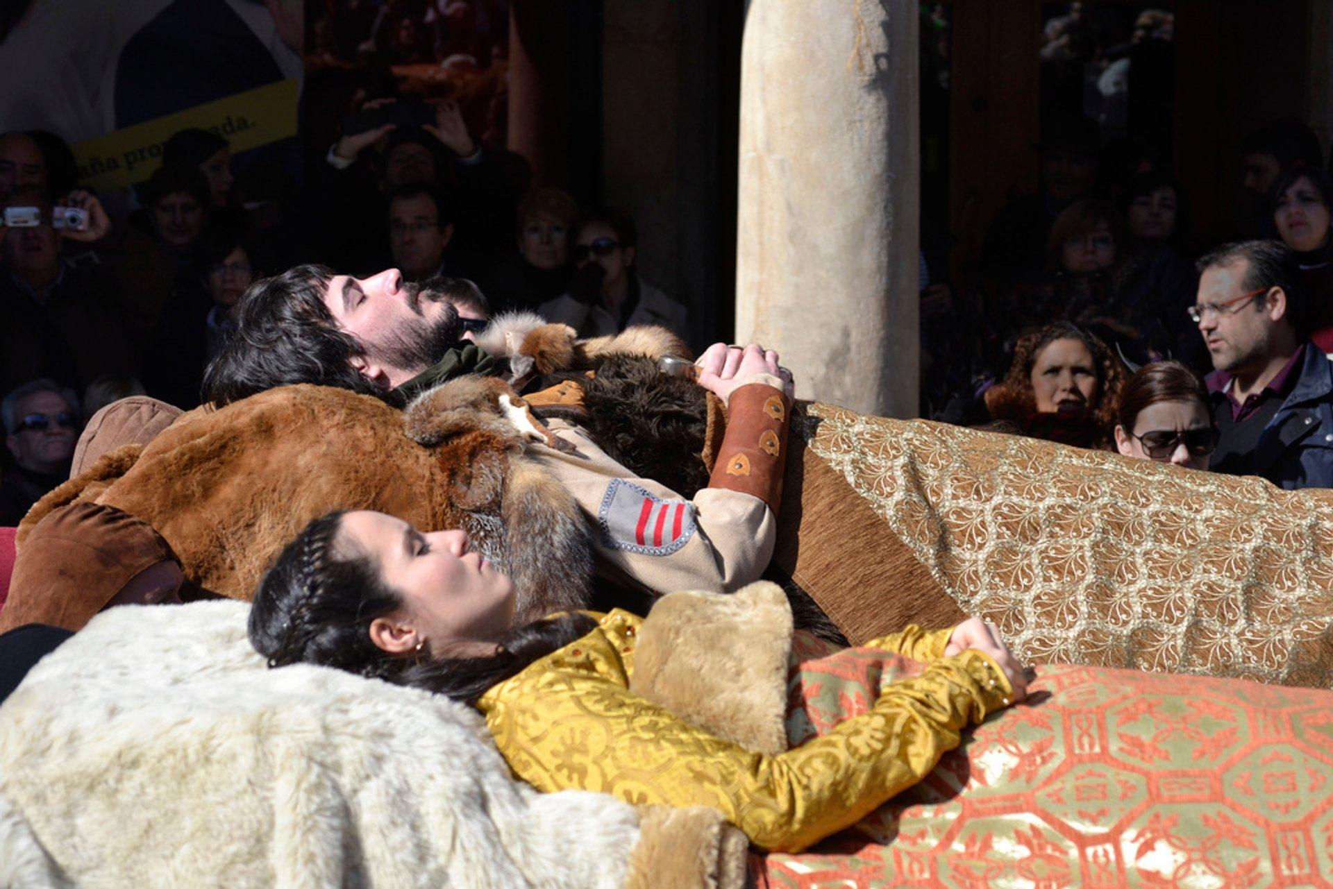 The Wedding of Isabel de Segura in Spain 2020 - Best Time