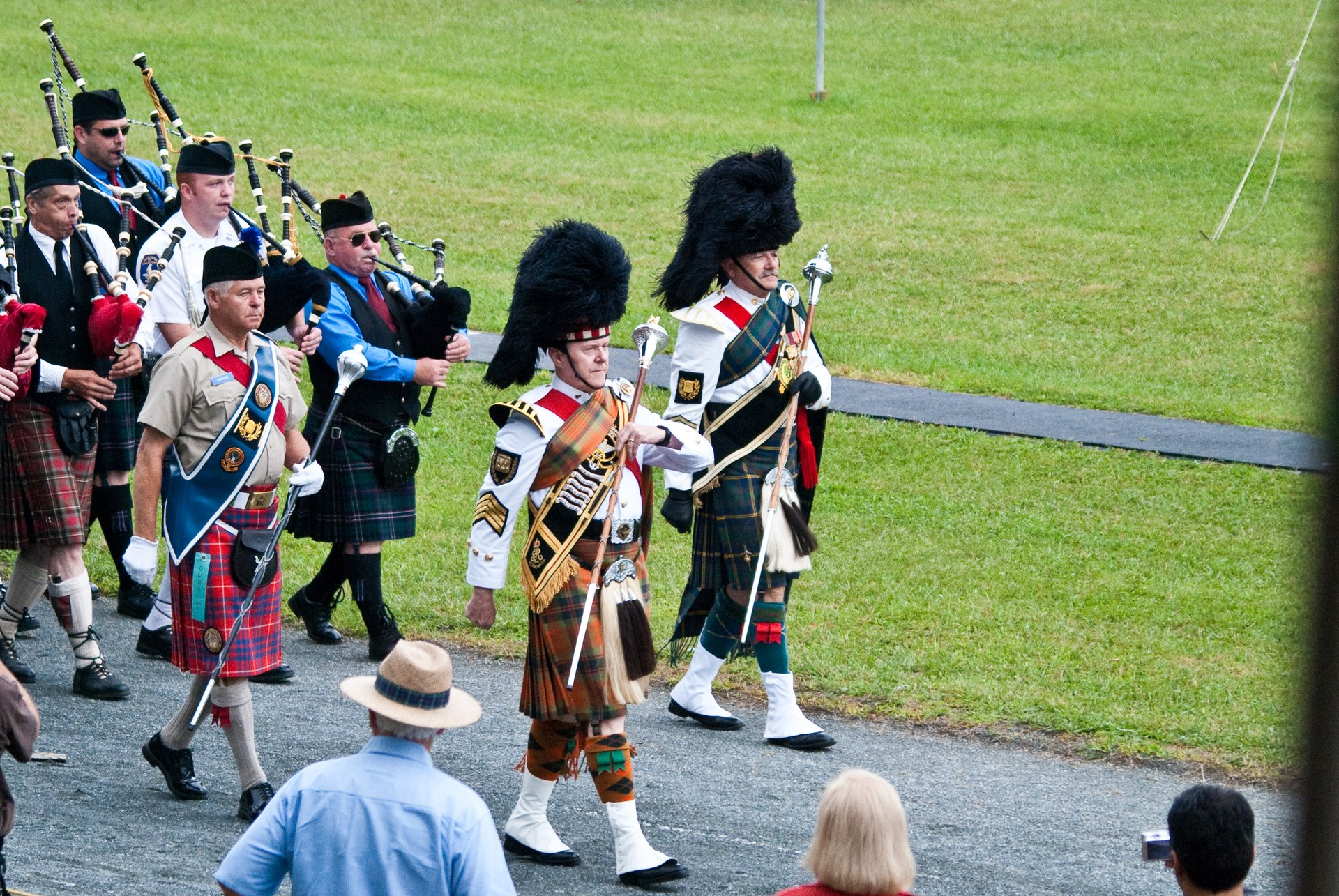 Grandfather Mountain Highland Games in North Carolina - Best Season 2020