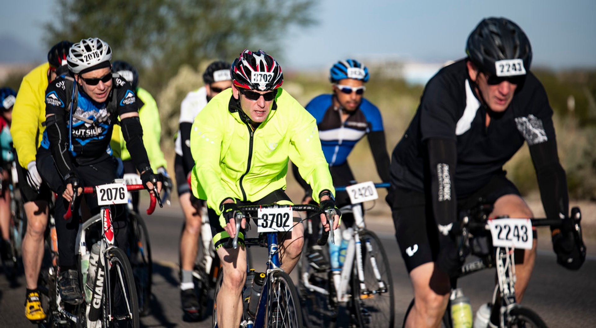 El Tour de Tucson in Arizona - Best Season 2020