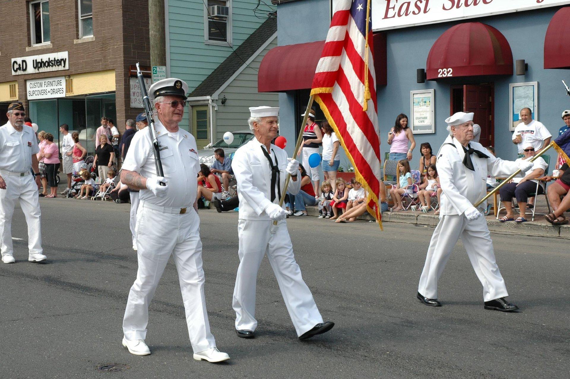 Memorial Day Parade in Norwalk 2020
