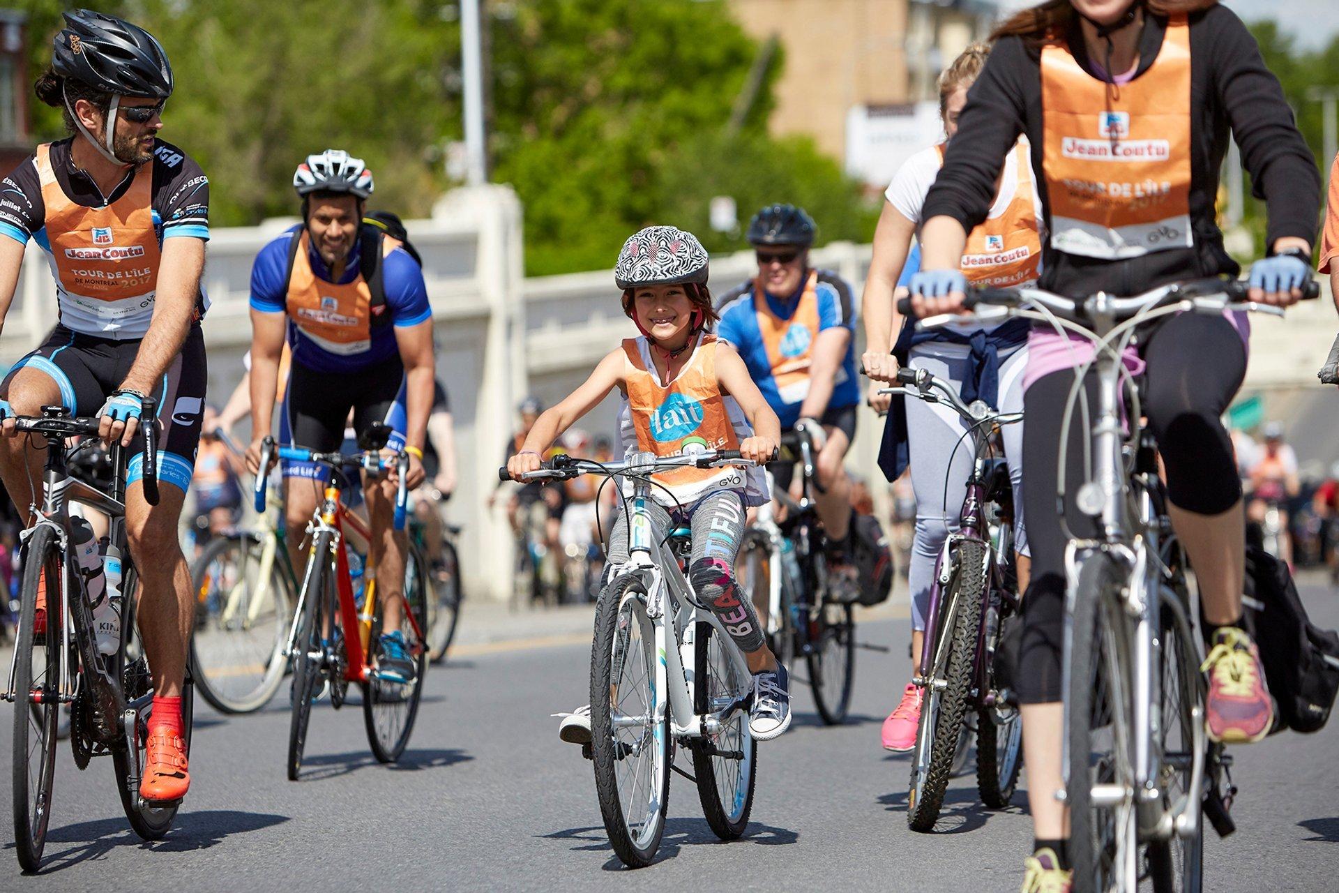 Tour de l'Île de Montréal in Montreal 2020 - Best Time