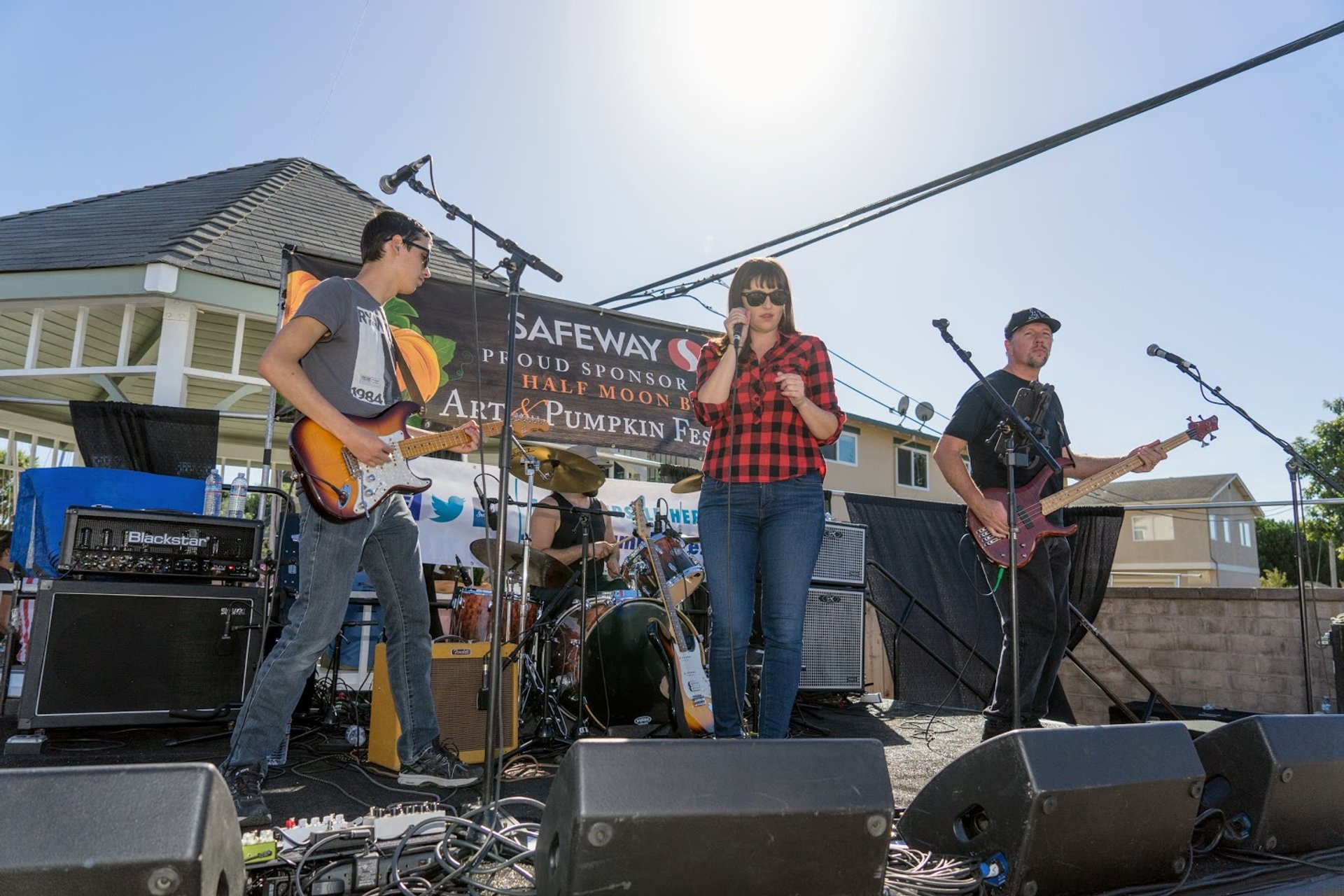 Best time for Half Moon Bay Pumpkin Festival in San Francisco 2020