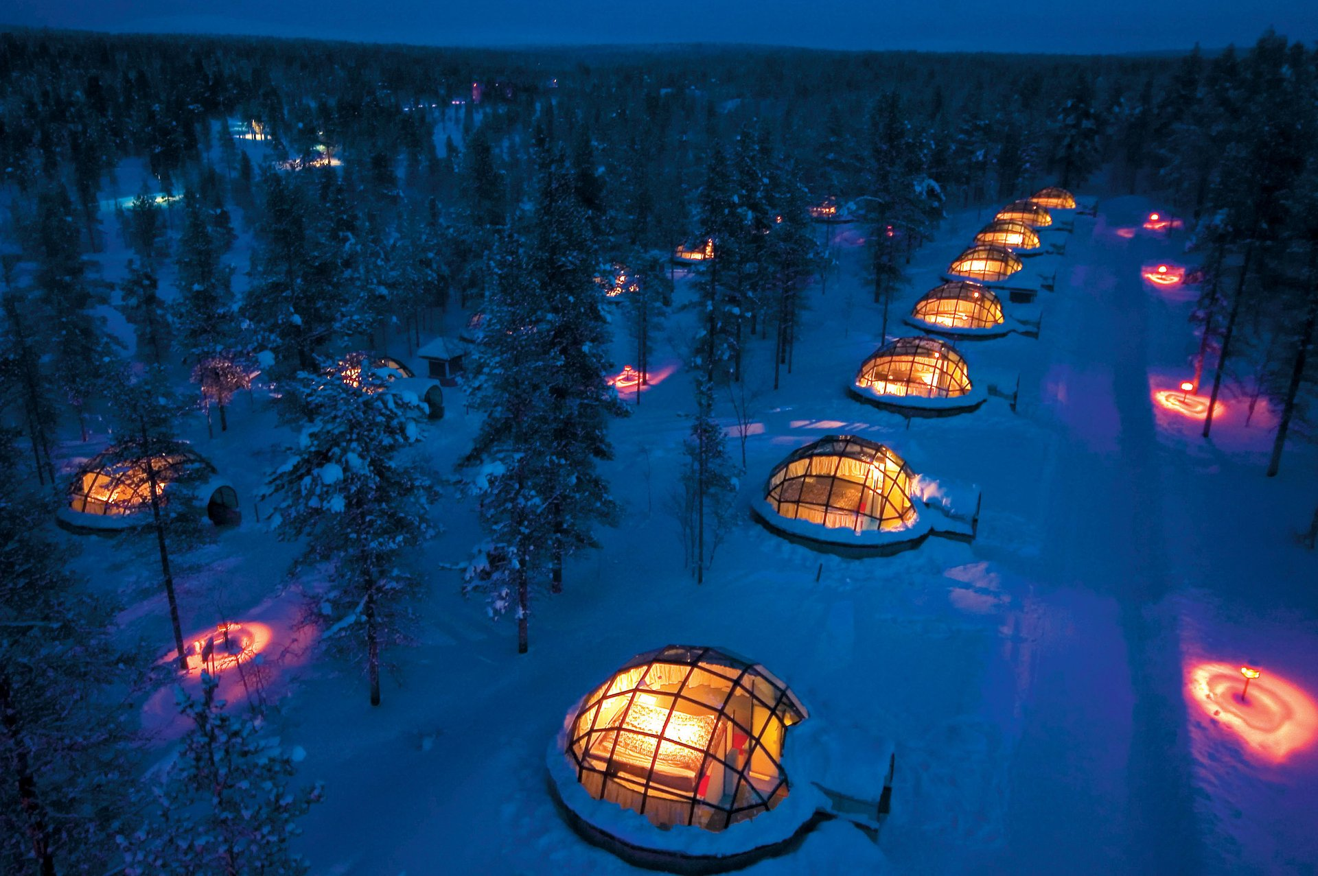 Stay in the Glass Igloo in Finland 2020 - Best Time