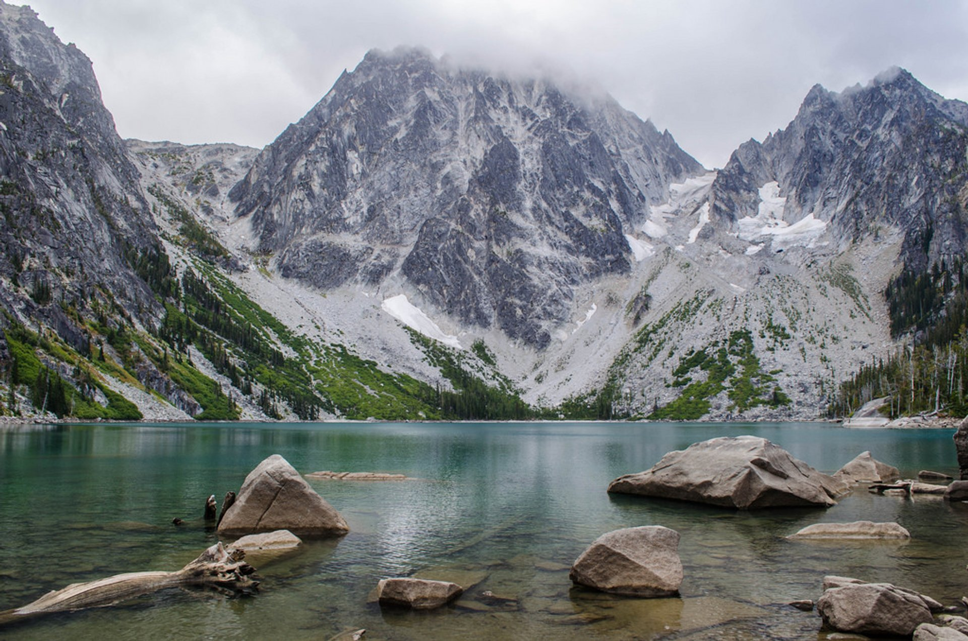 Colchuck Lake in Seattle 2020 - Best Time